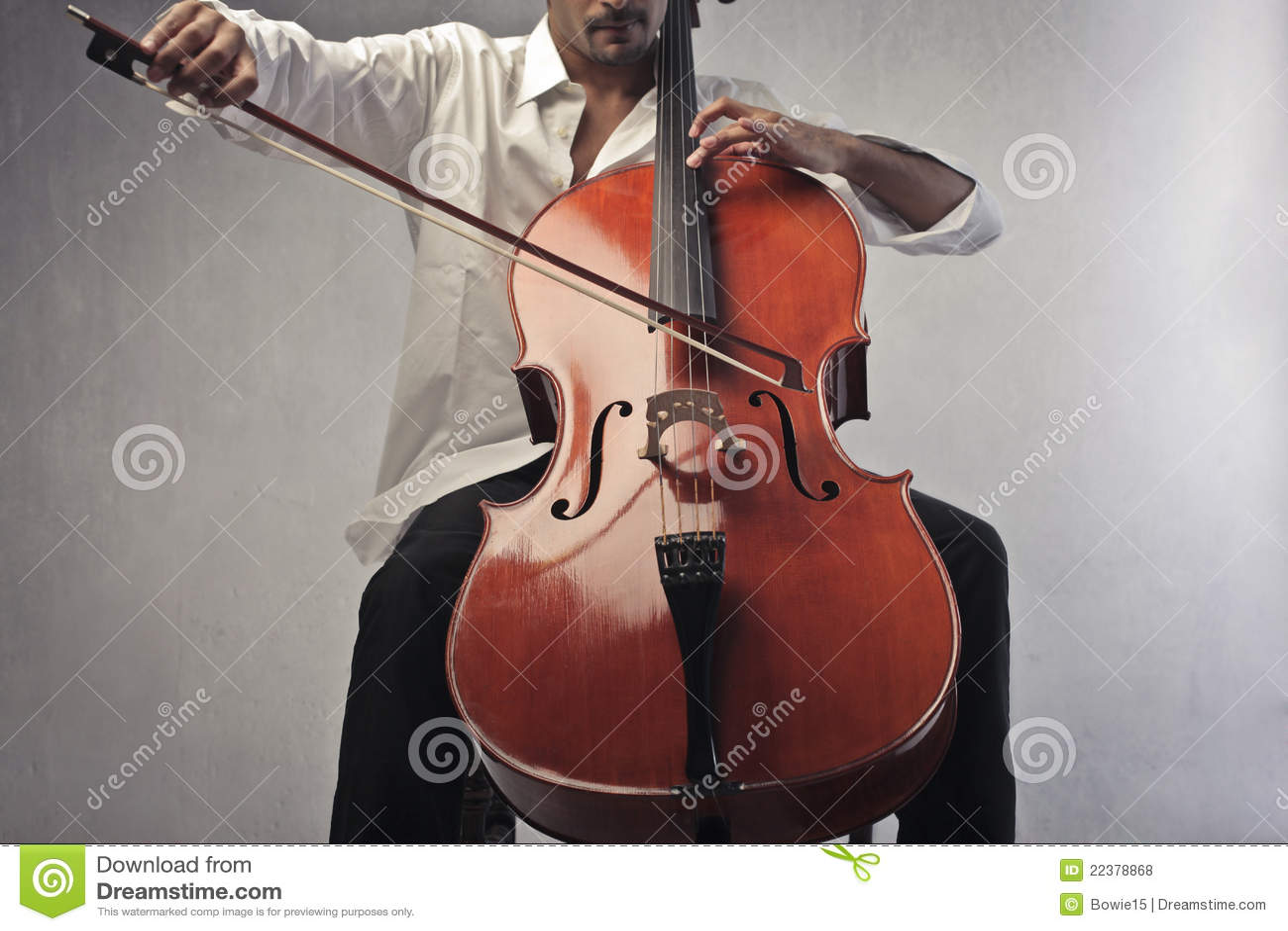Cello Royalty Free Stock Photos - Image: 22378868
