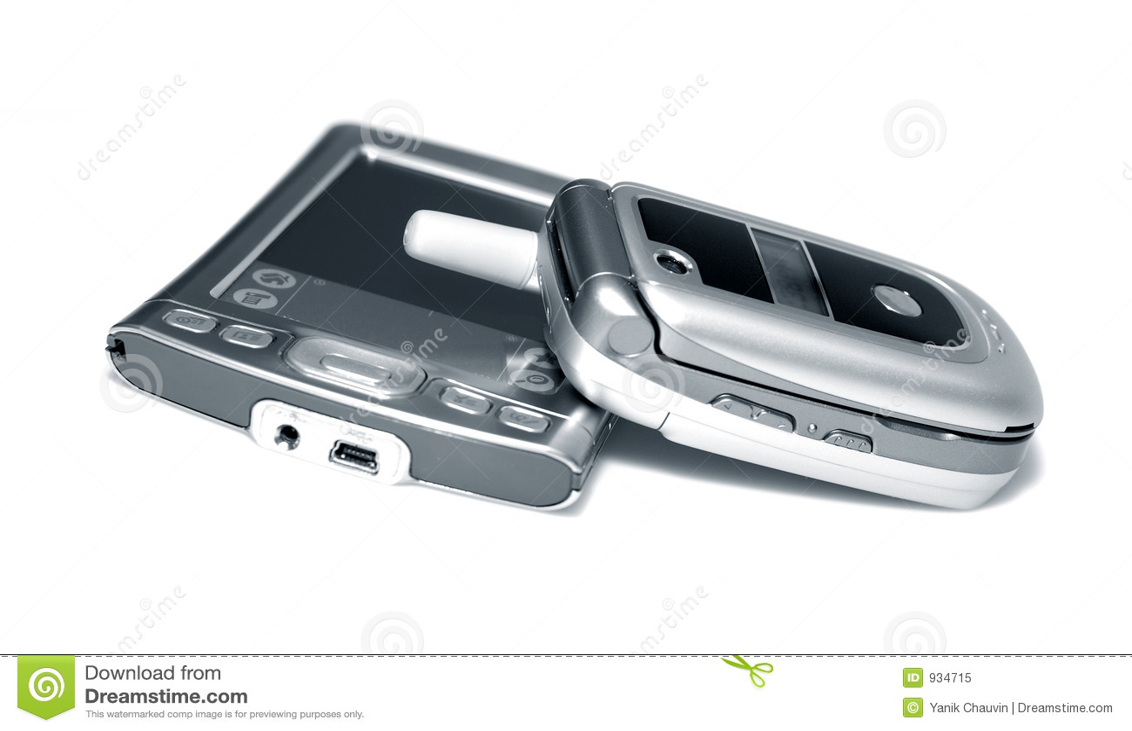Cellpdatelefon