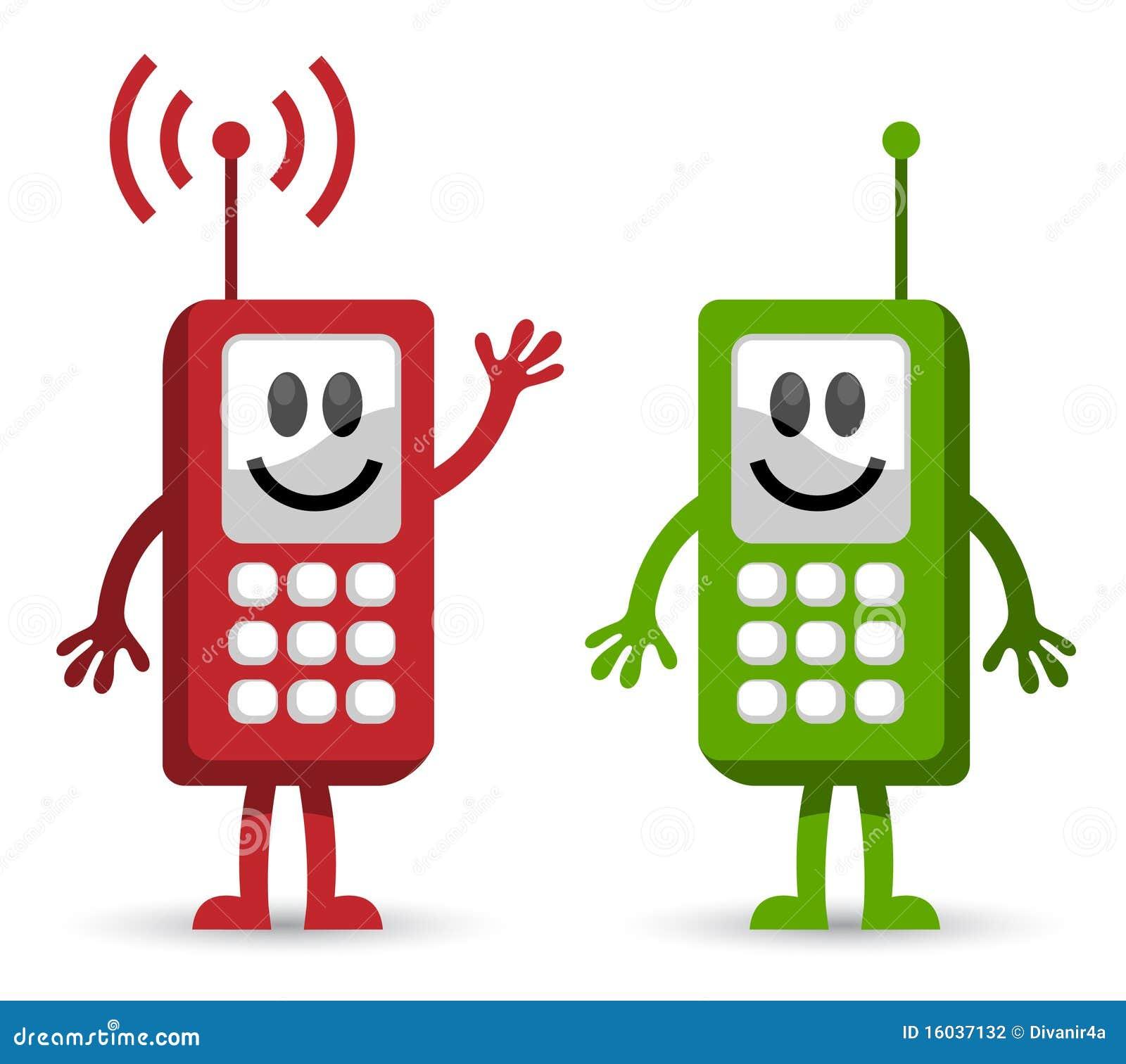 Cellphone conversation