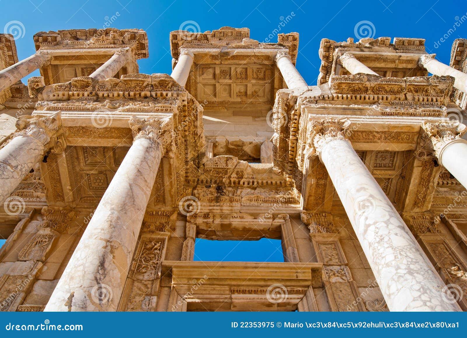 Celsus图书馆