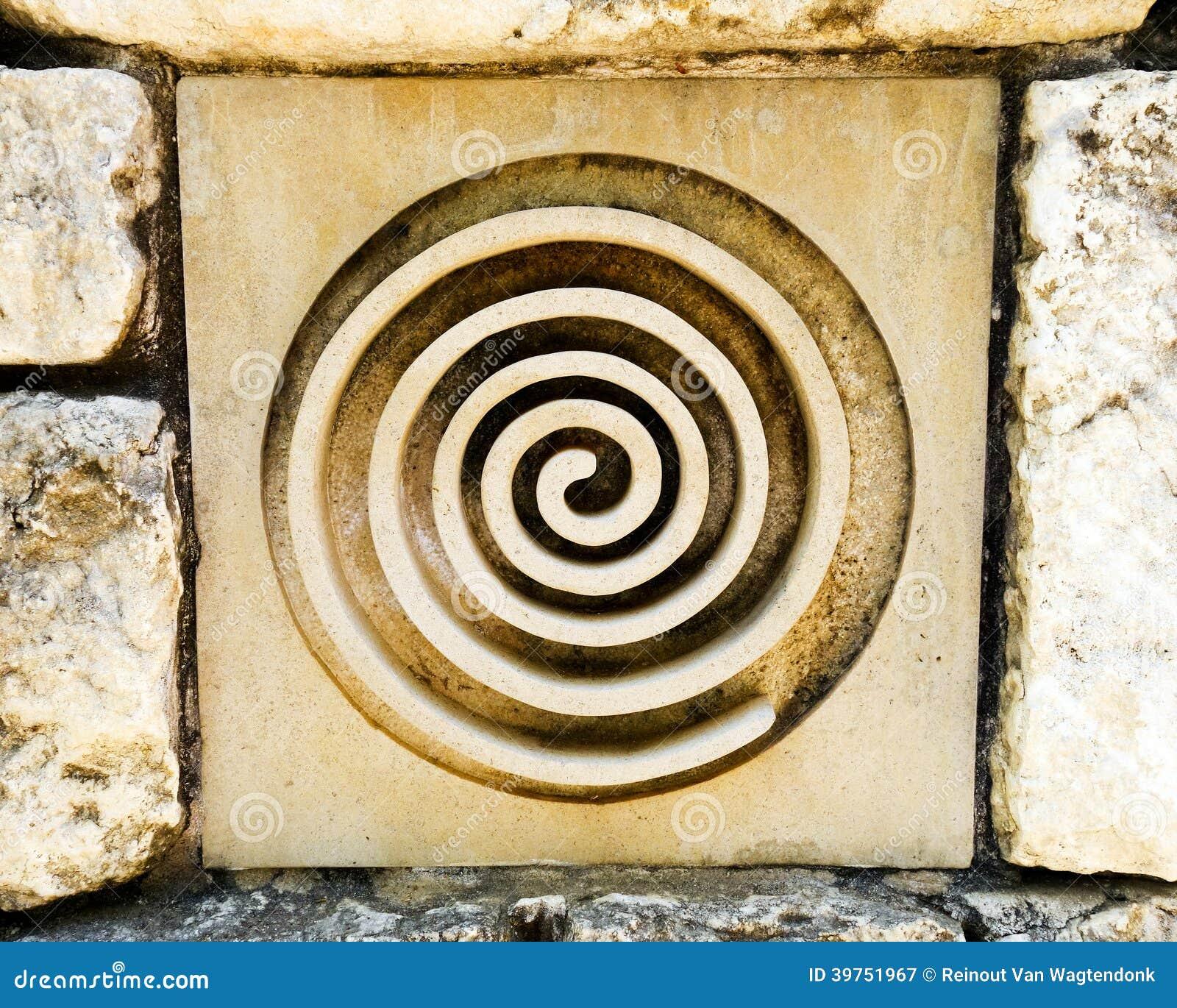 Celtic Or Goddess Symbol Stock Image Image Of Druid 39751967