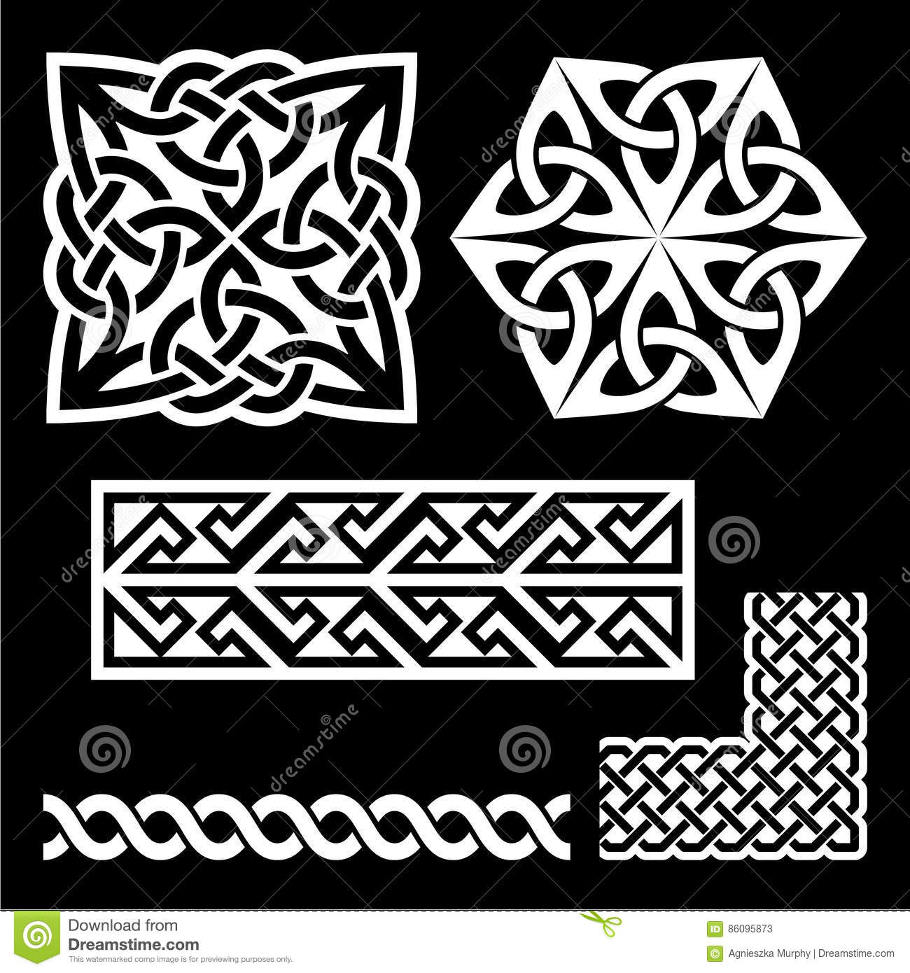 Celtic irish and scottish white patterns knots braids key celtic irish and scottish white patterns knots braids key patterns buycottarizona