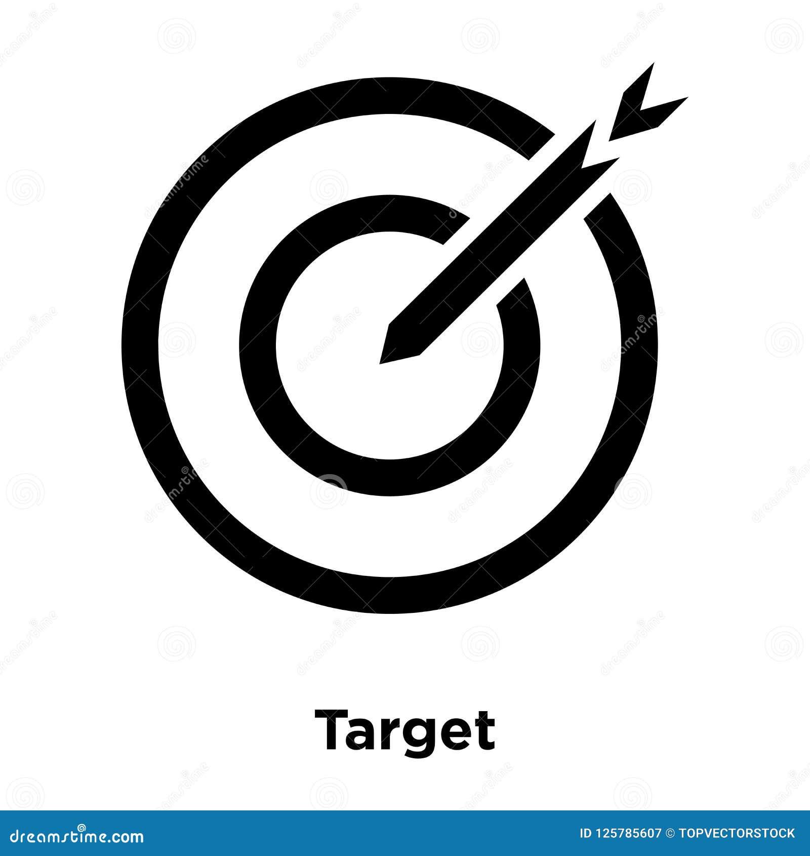 Celuje ikona wektor odizolowywającego na białym tle, loga pojęcie