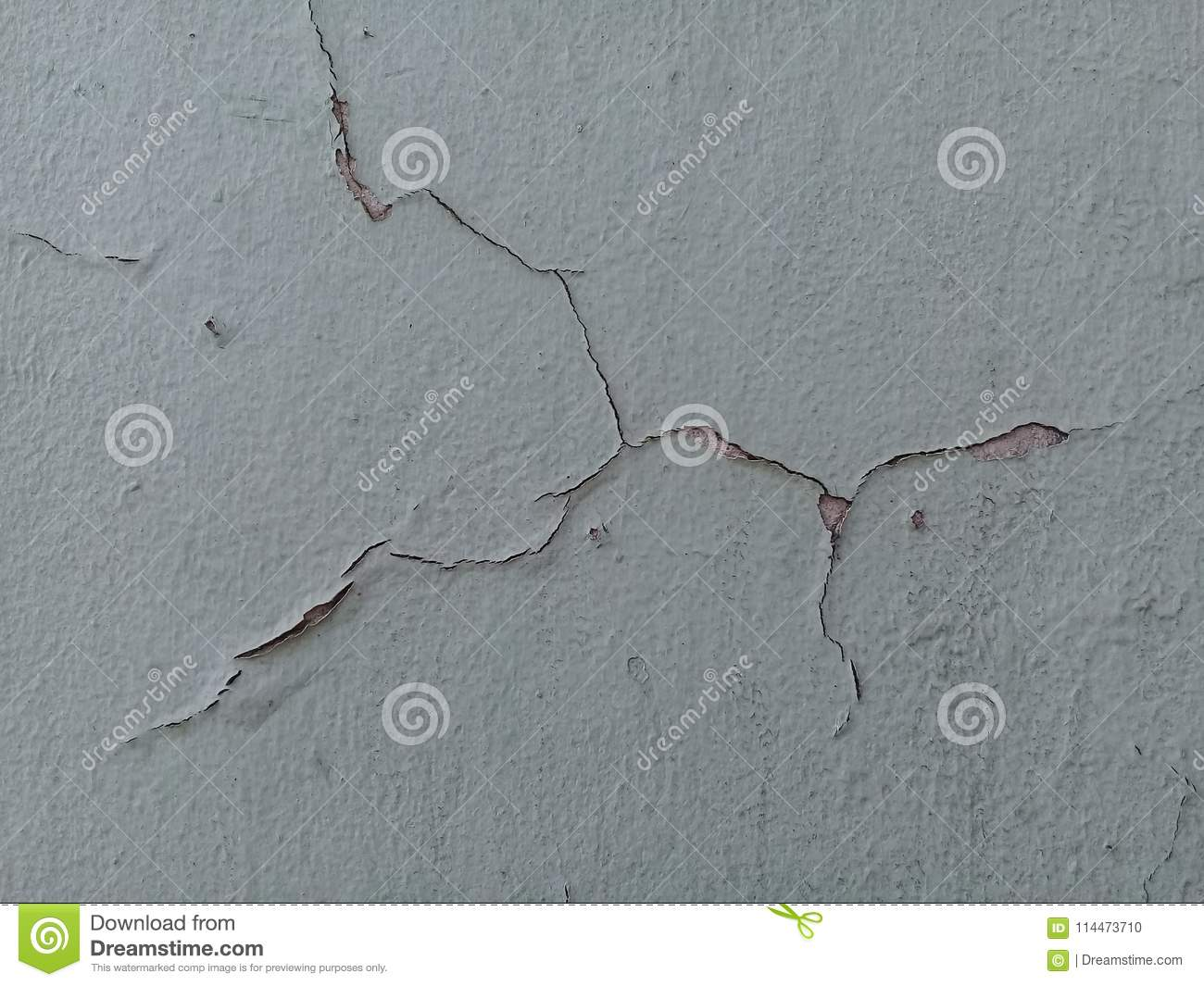 Cement old texture black and white color wall background