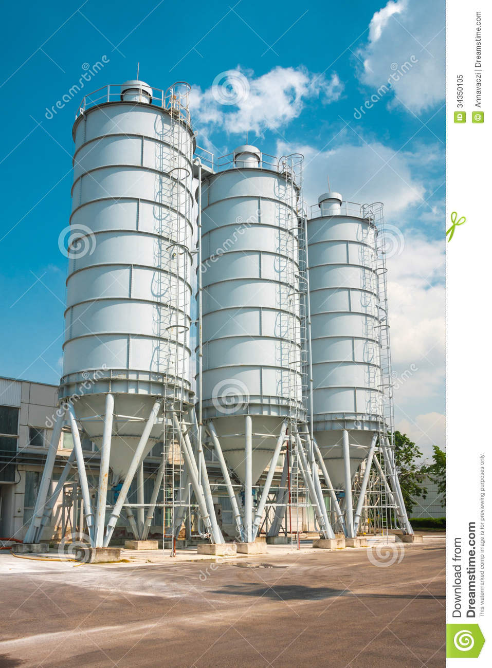 Concrete Silo Design Download