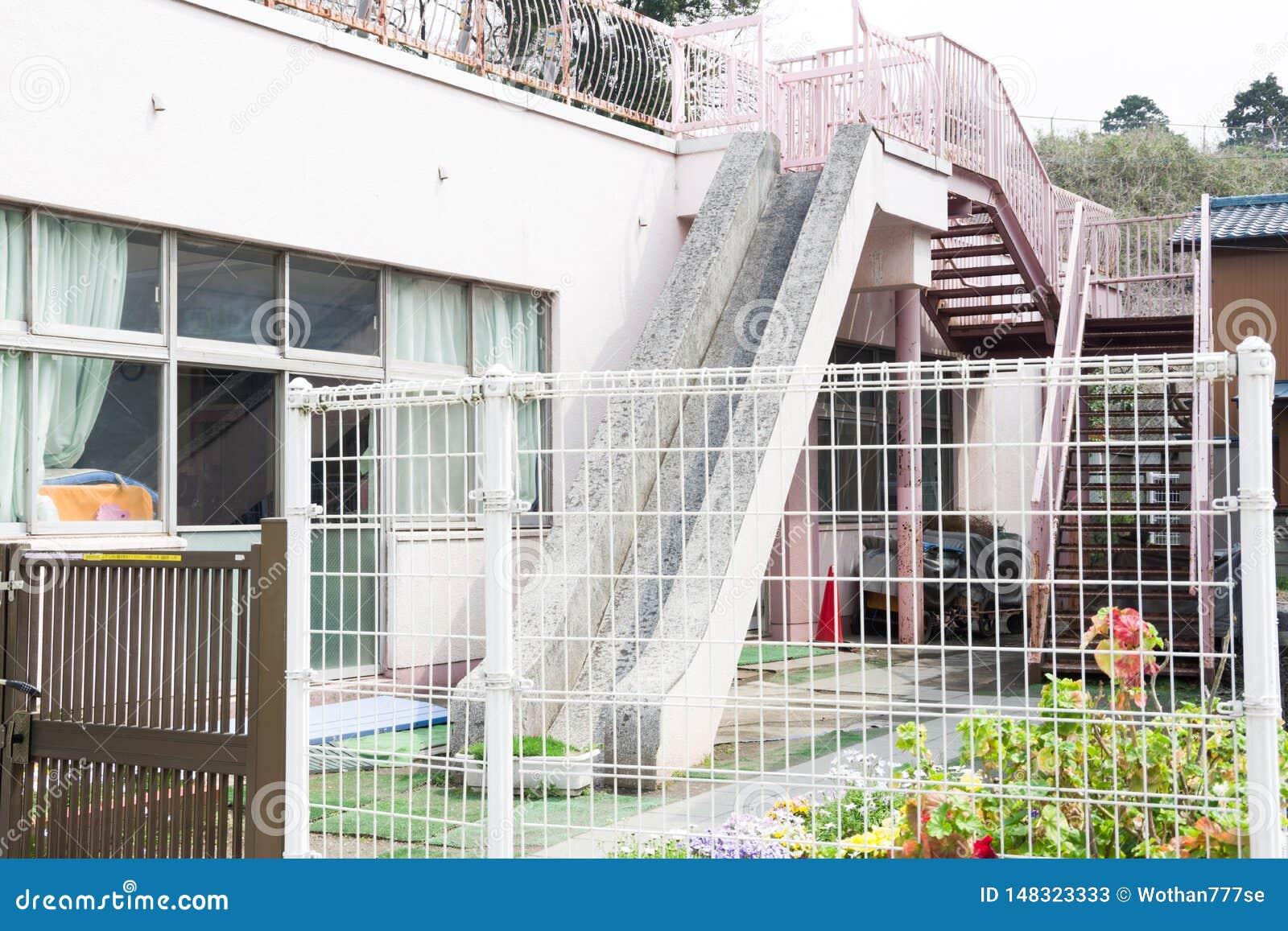 Cement slide