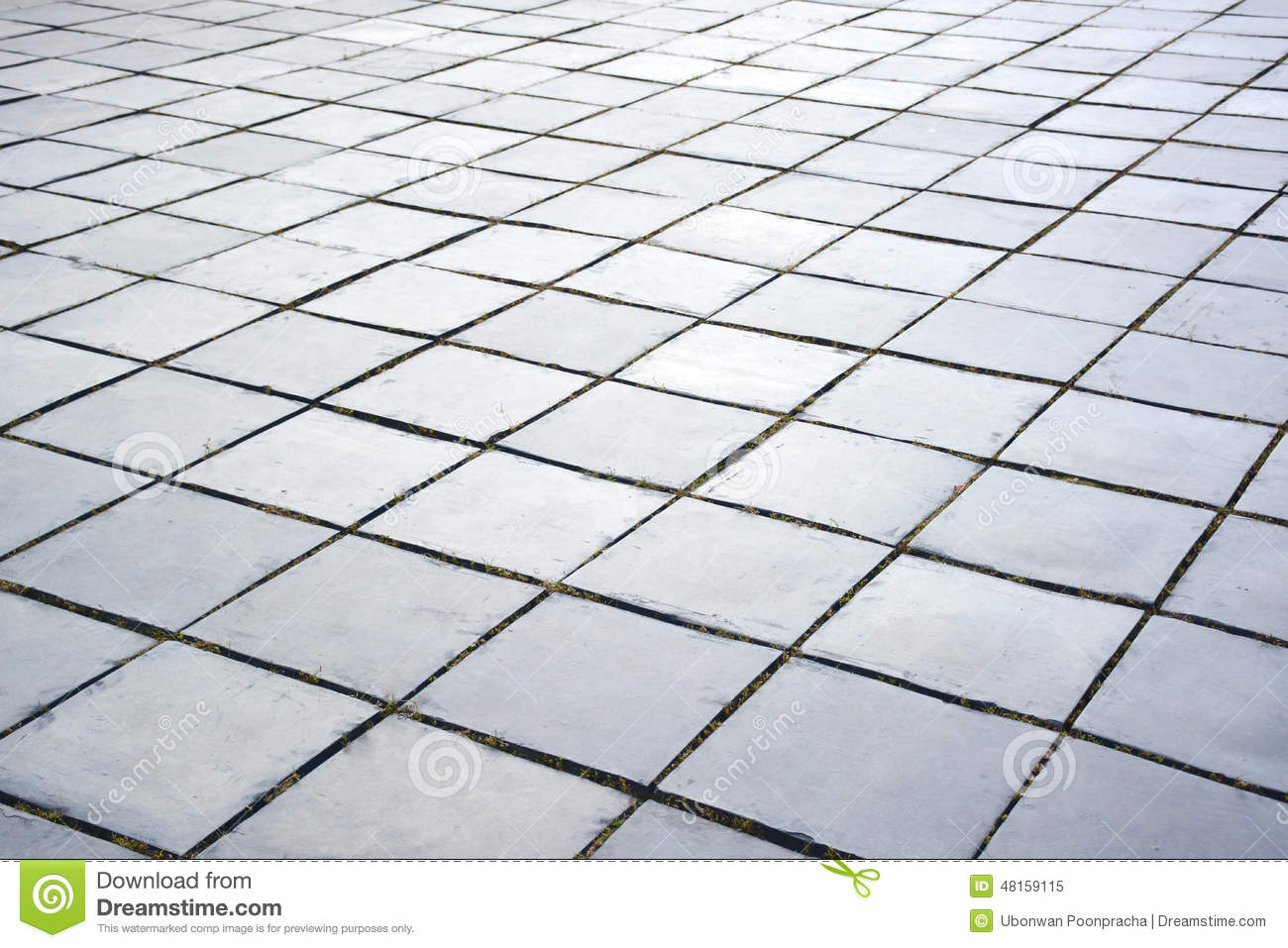 Cement tile block floor texture background stock photo for Concrete block floor