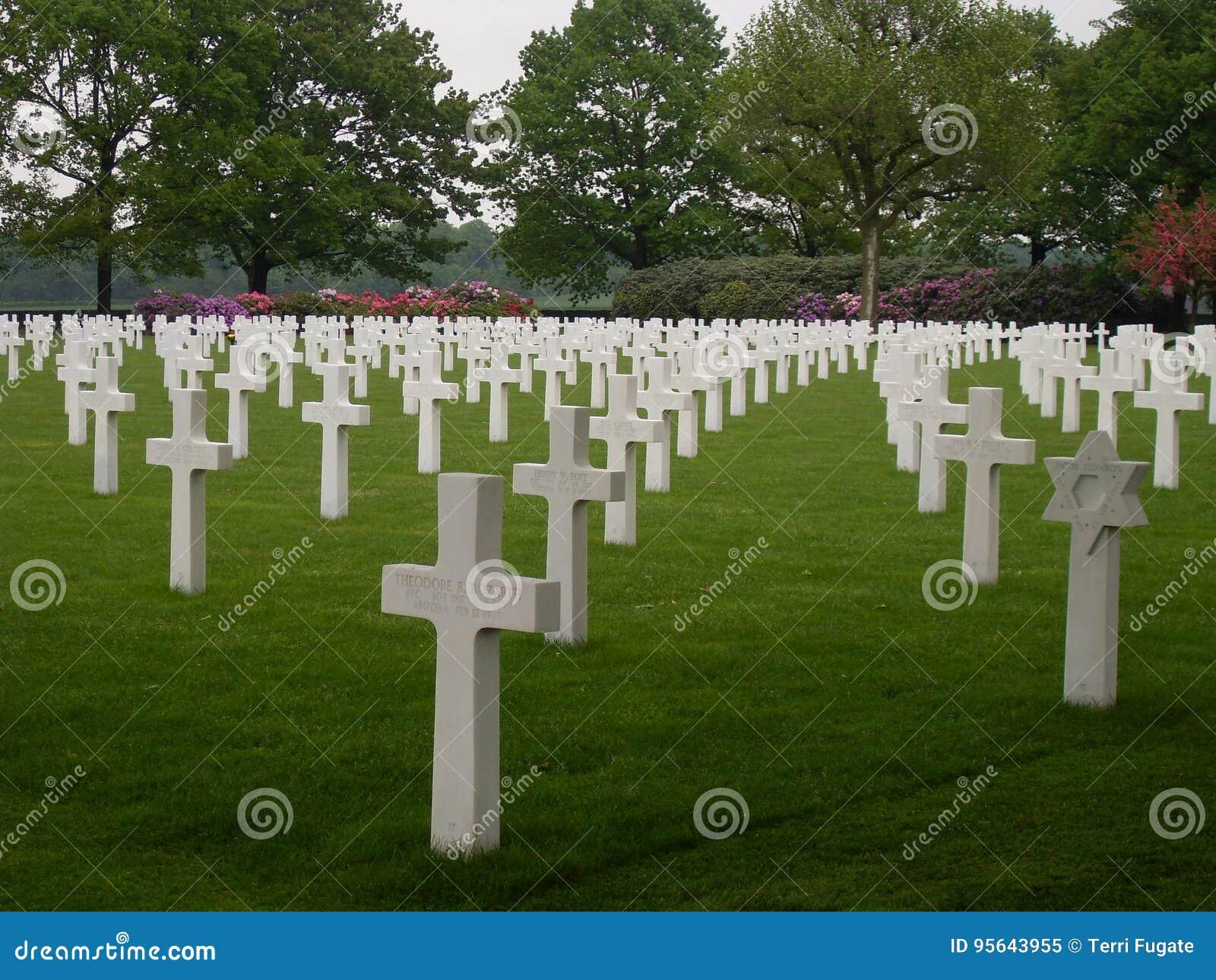 Cementerio americano holandés