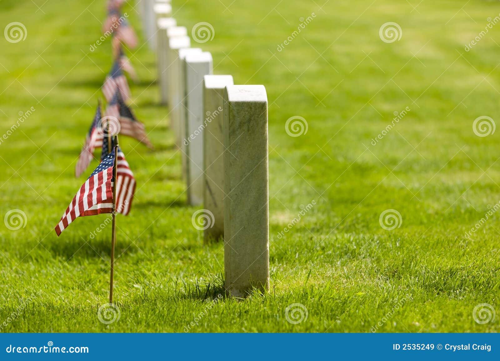 Cementerio conmemorativo militar