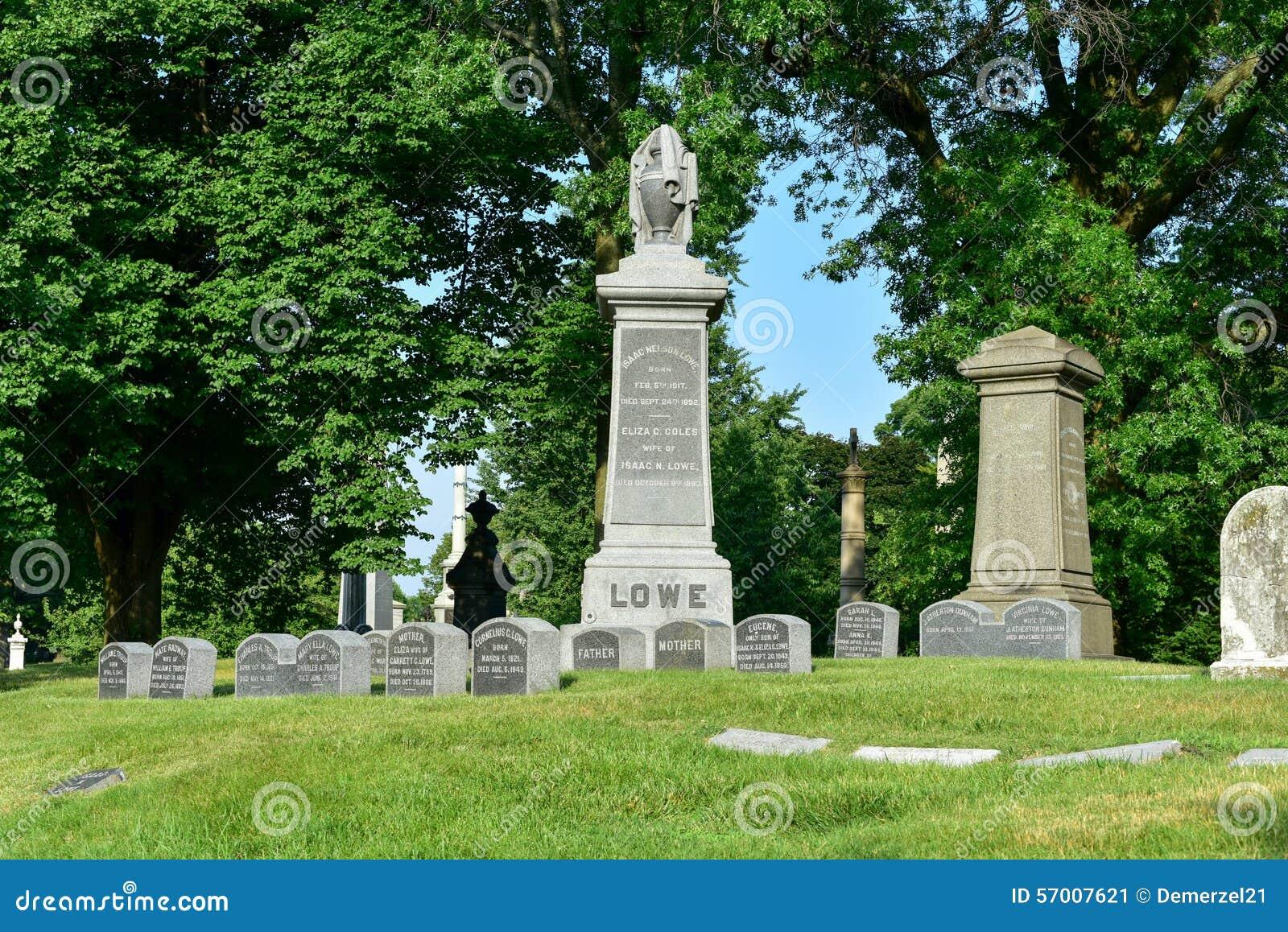 Cementerio de Bosque verde