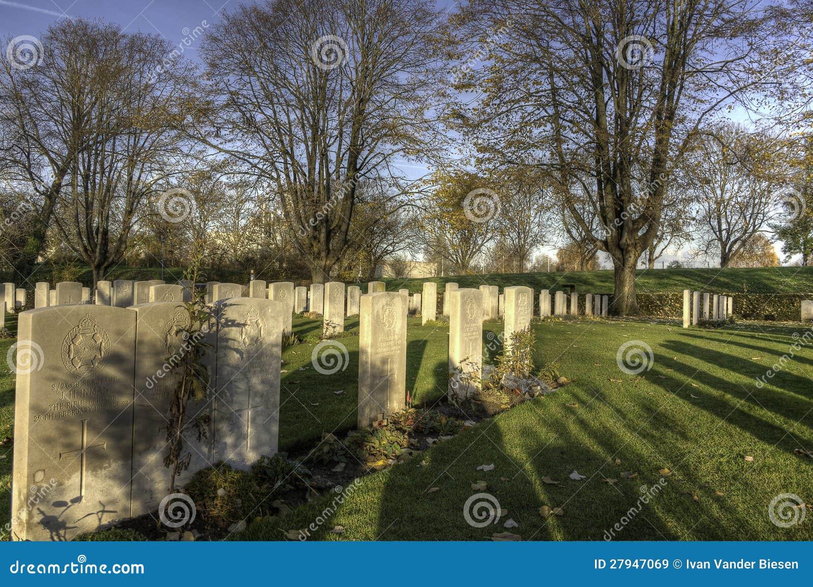 Cementerio de la granja de Essex