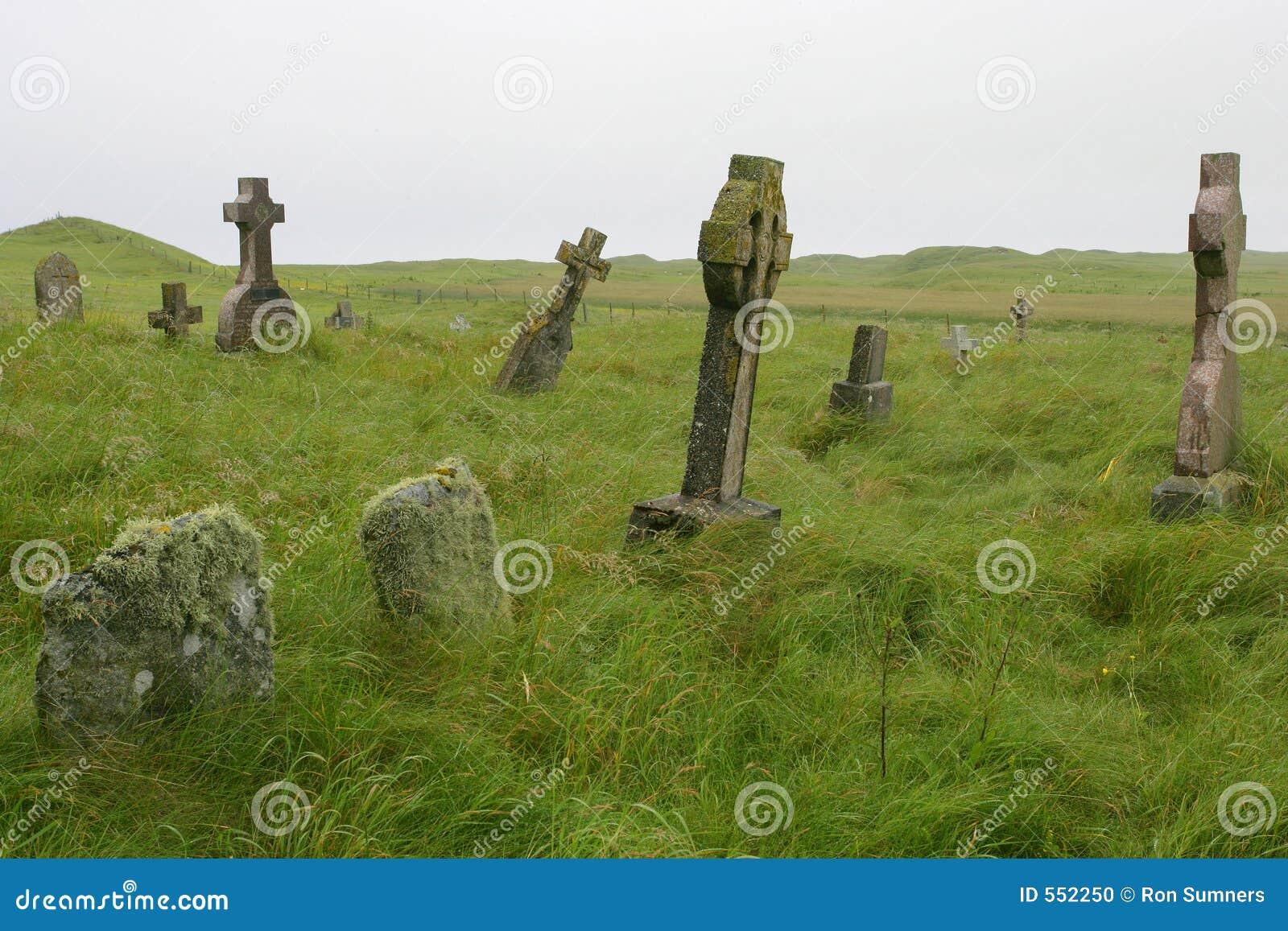Cementerio escoc s foto de archivo imagen 552250 for Cementerio jardin del oeste