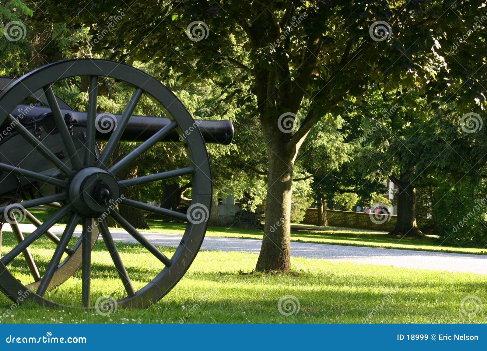 Cementerio nacional de Gettysburg