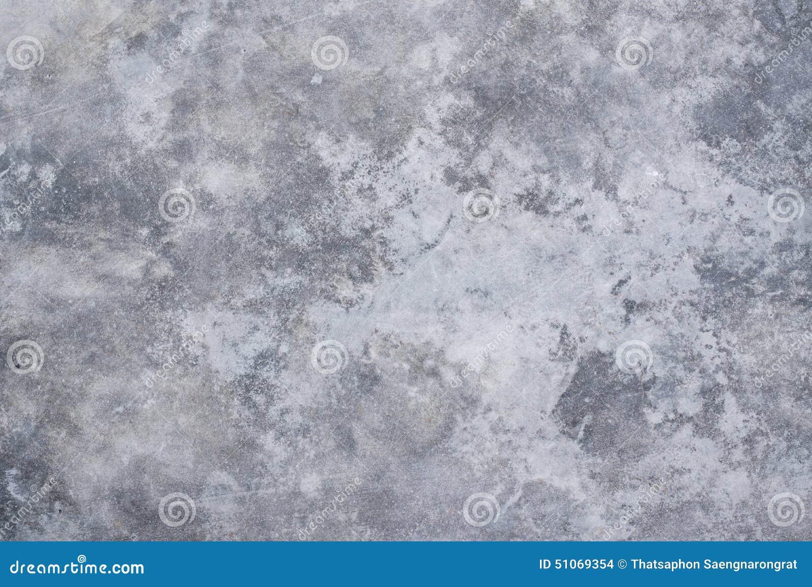cemento concreto gris viejo pulido de la textura del piso foto de archivo