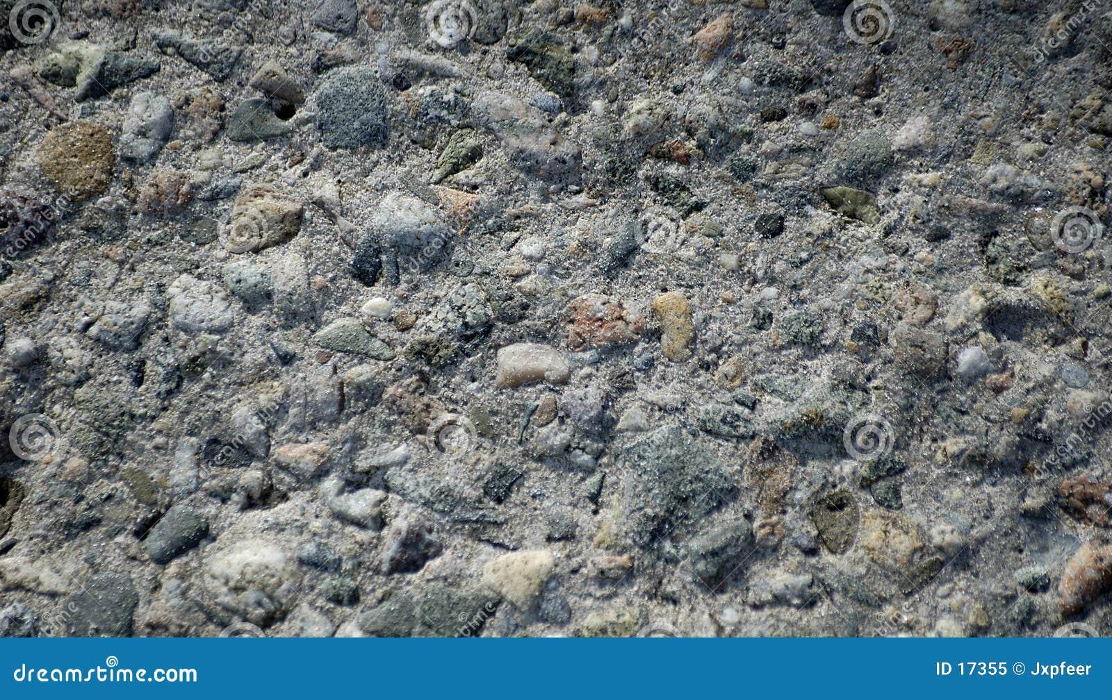 Cementowa ściany