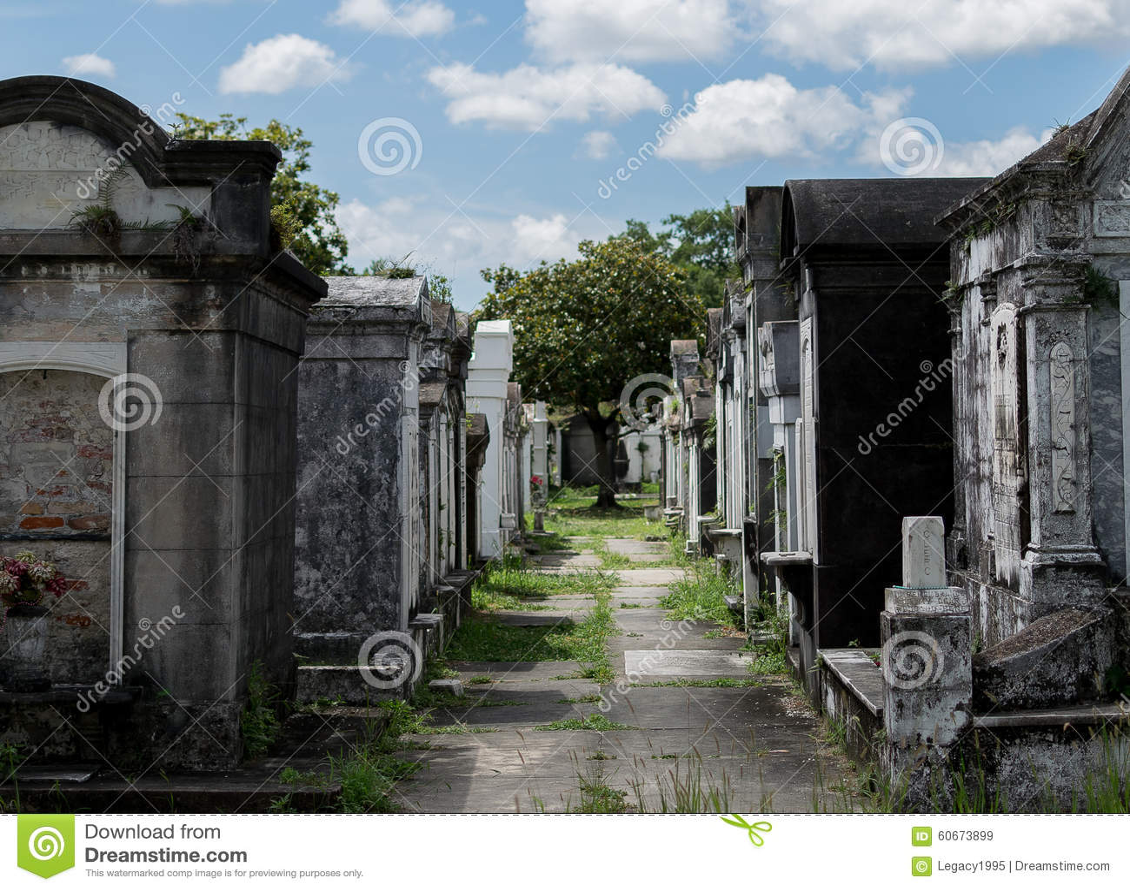 Cemitério de Nova Orleães Lafayette