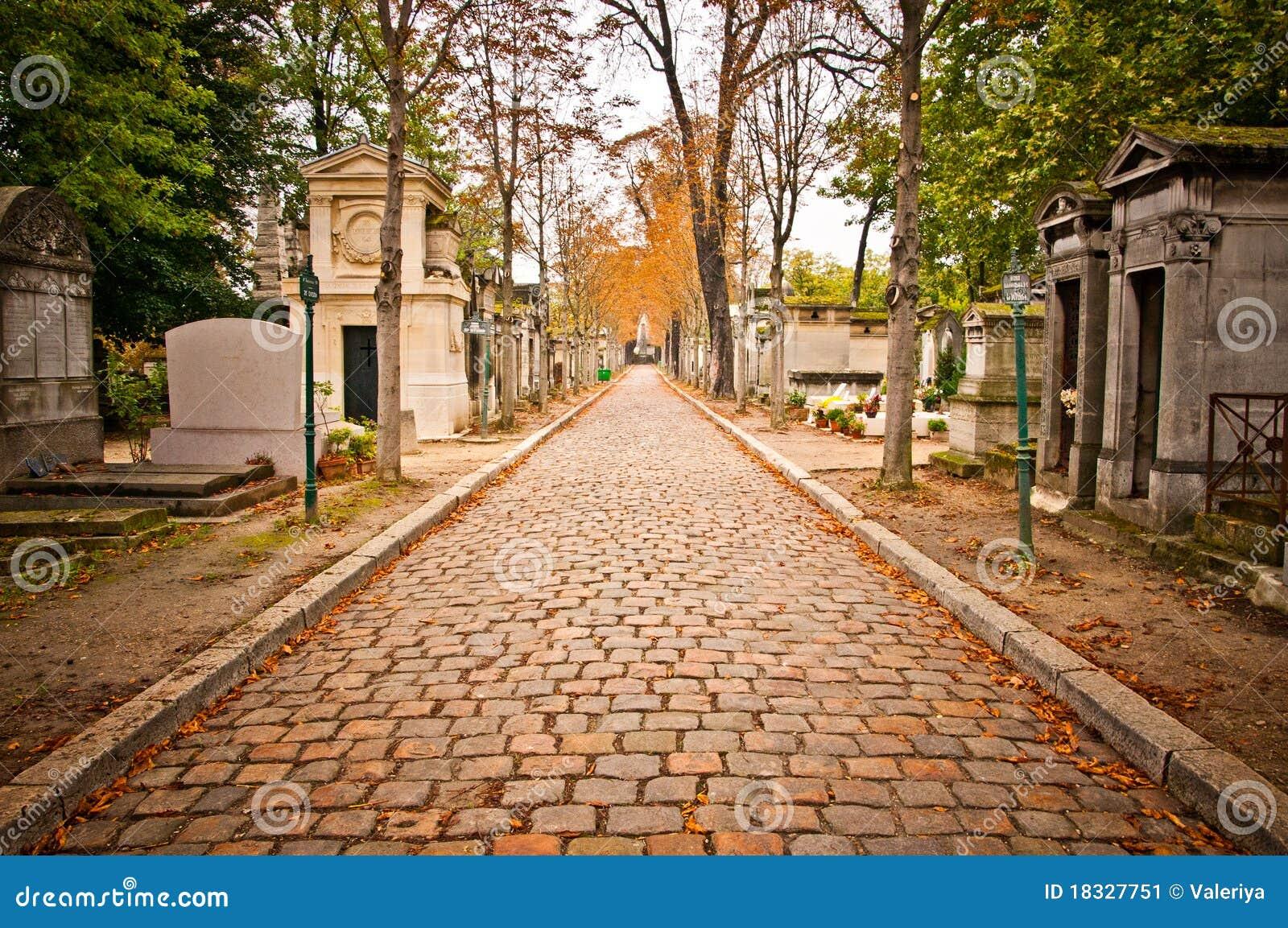 Cemitério de Pere-lachaise, Paris