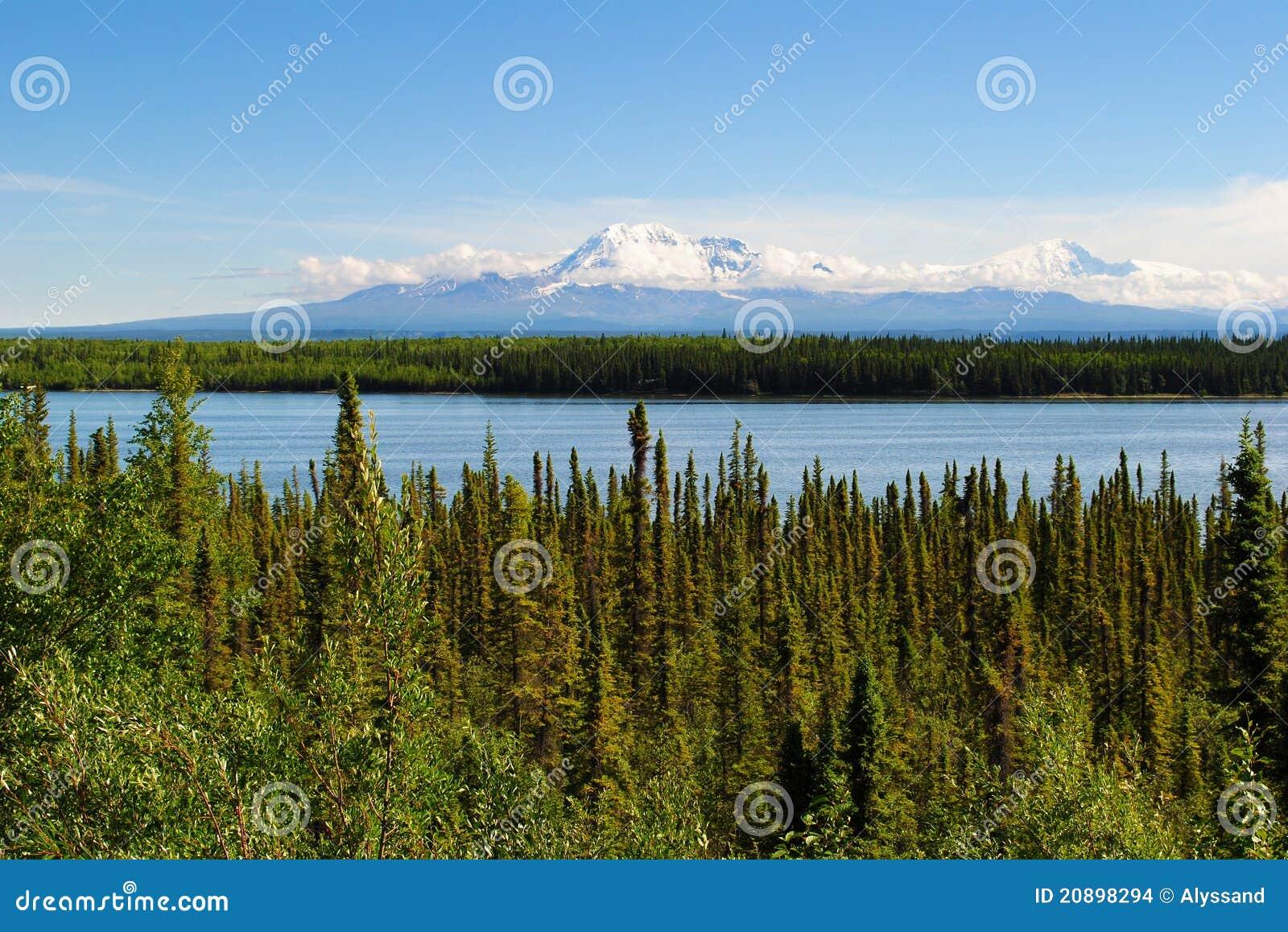 Cenário de Alaska