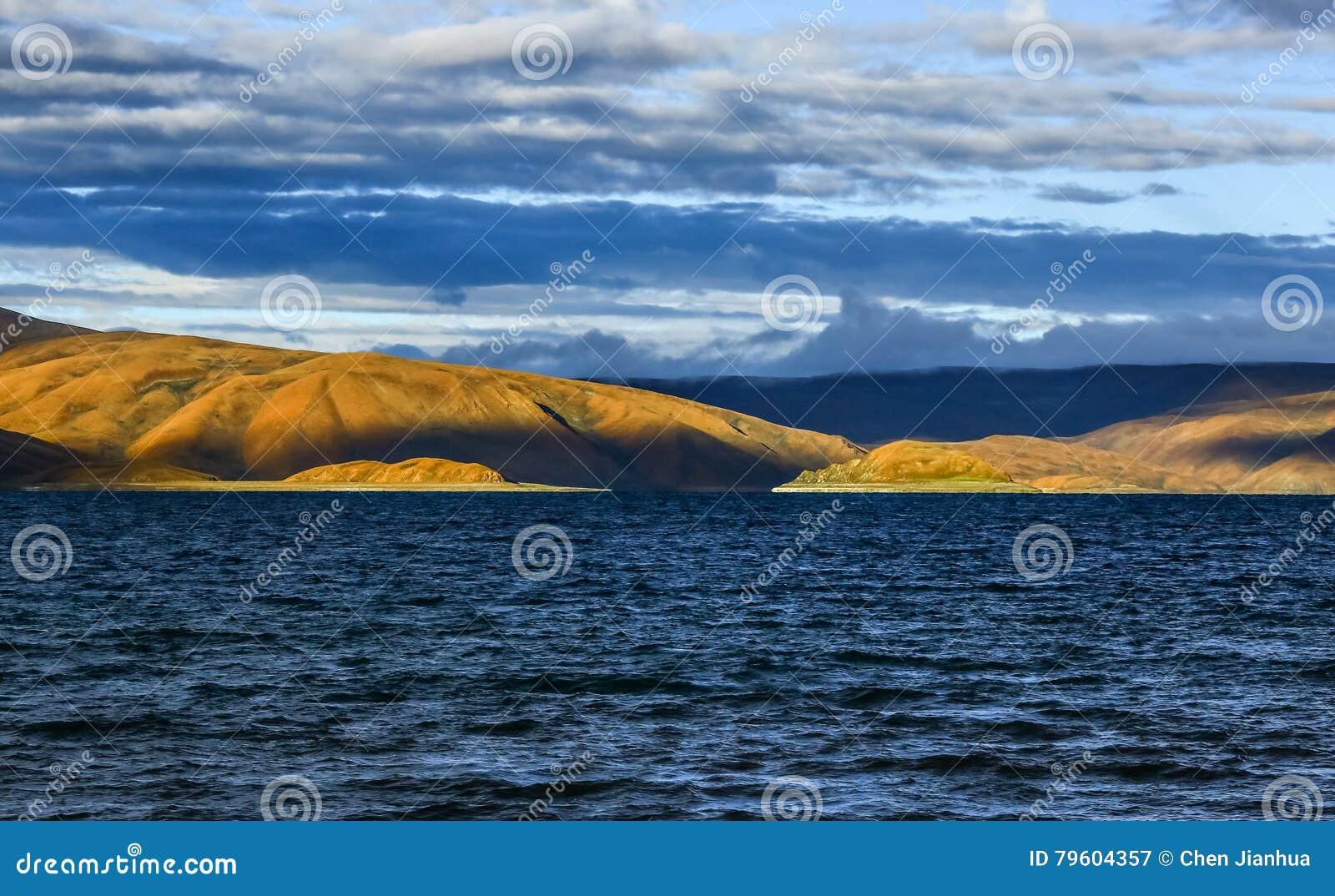 Cenário de Tibet Ali