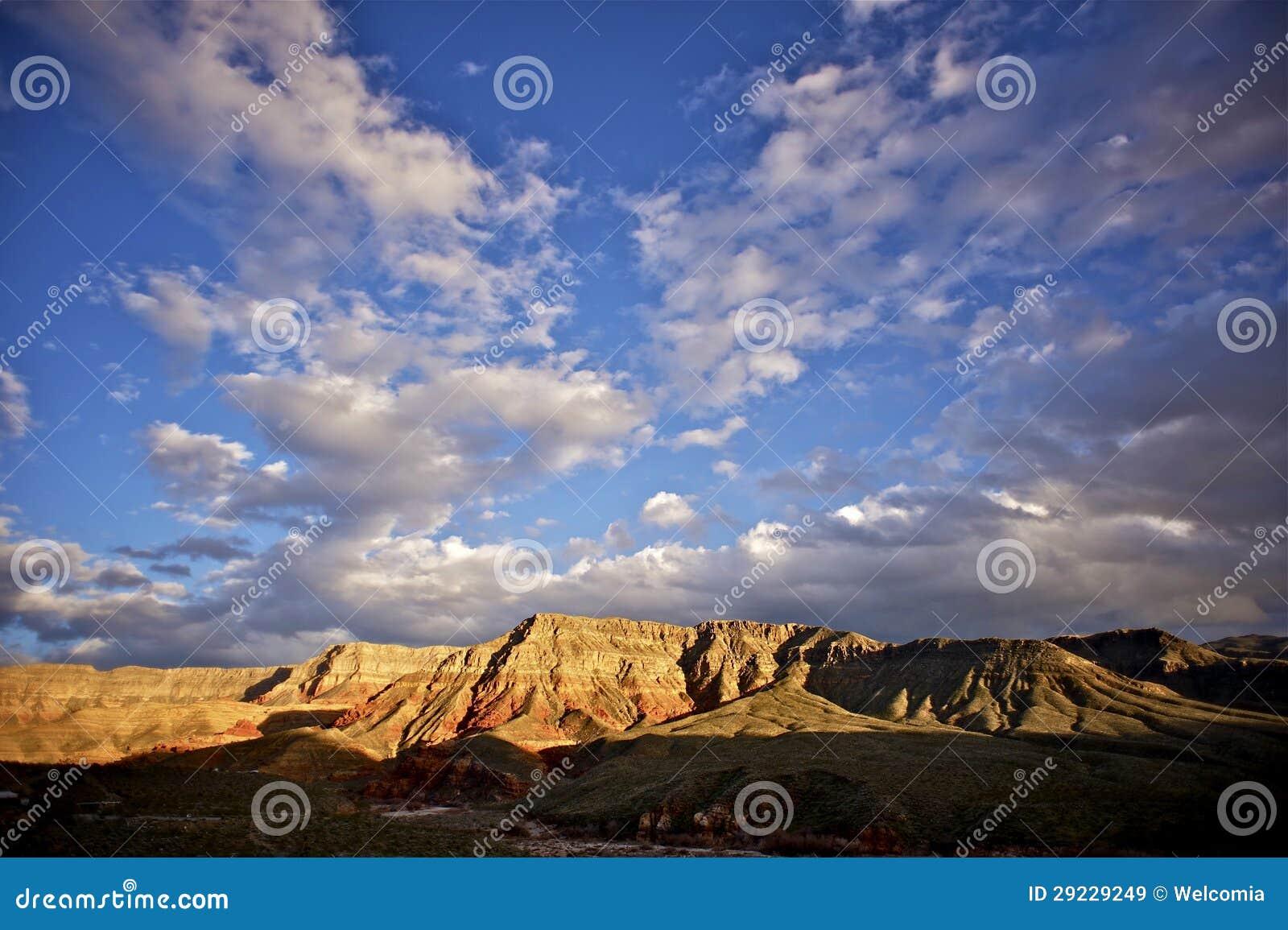 Download Cenário do Arizona imagem de stock. Imagem de terra, paisagem - 29229249
