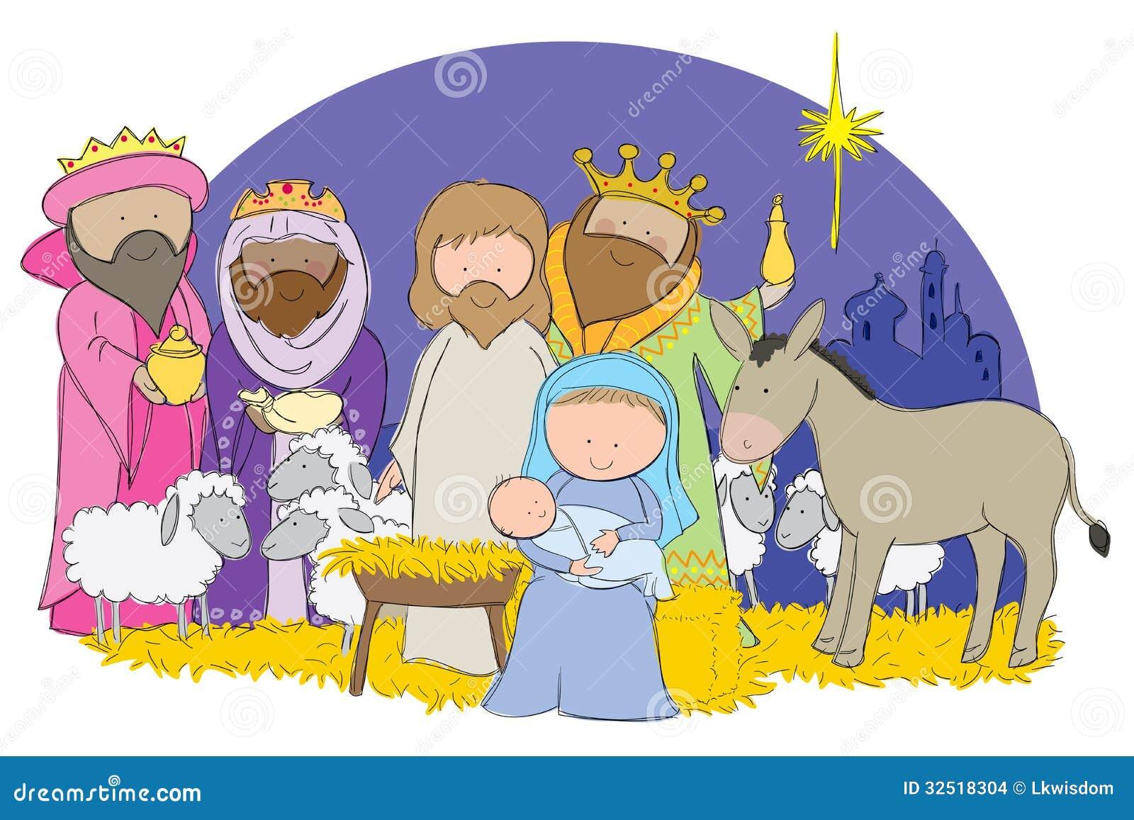 Cena da natividade