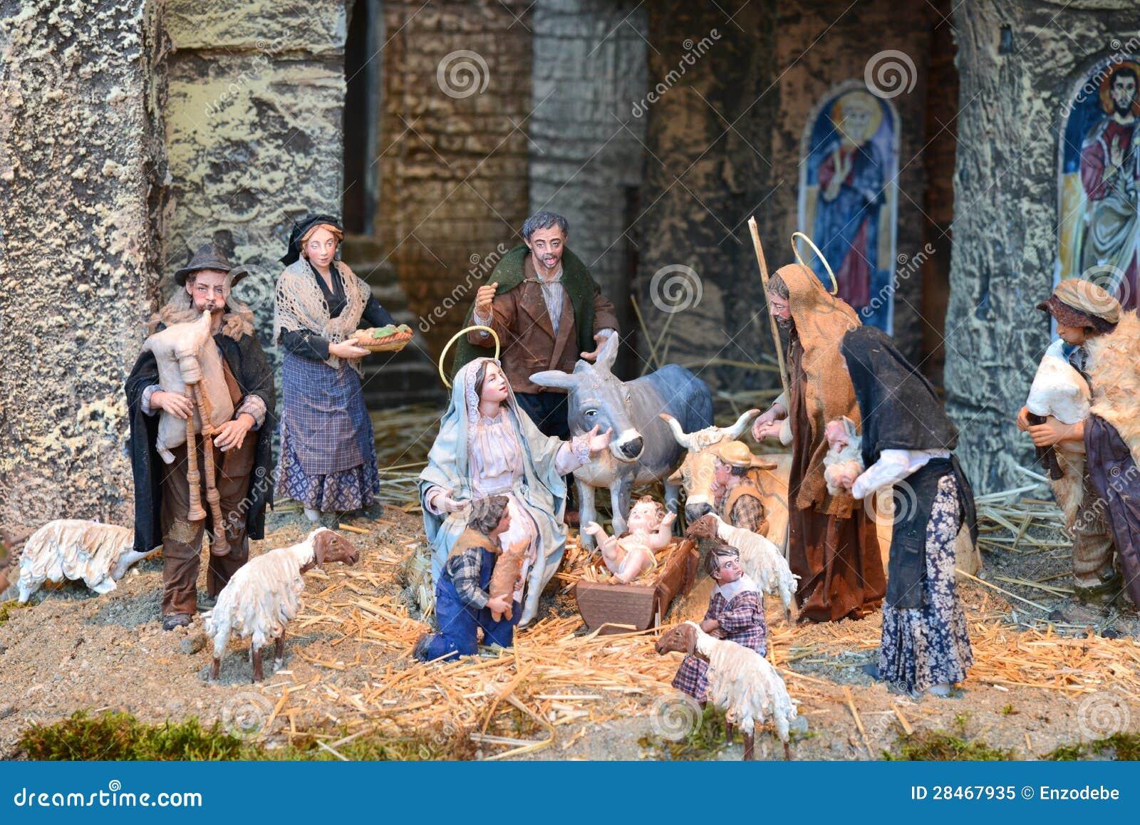 Cena da natividade de Vatican