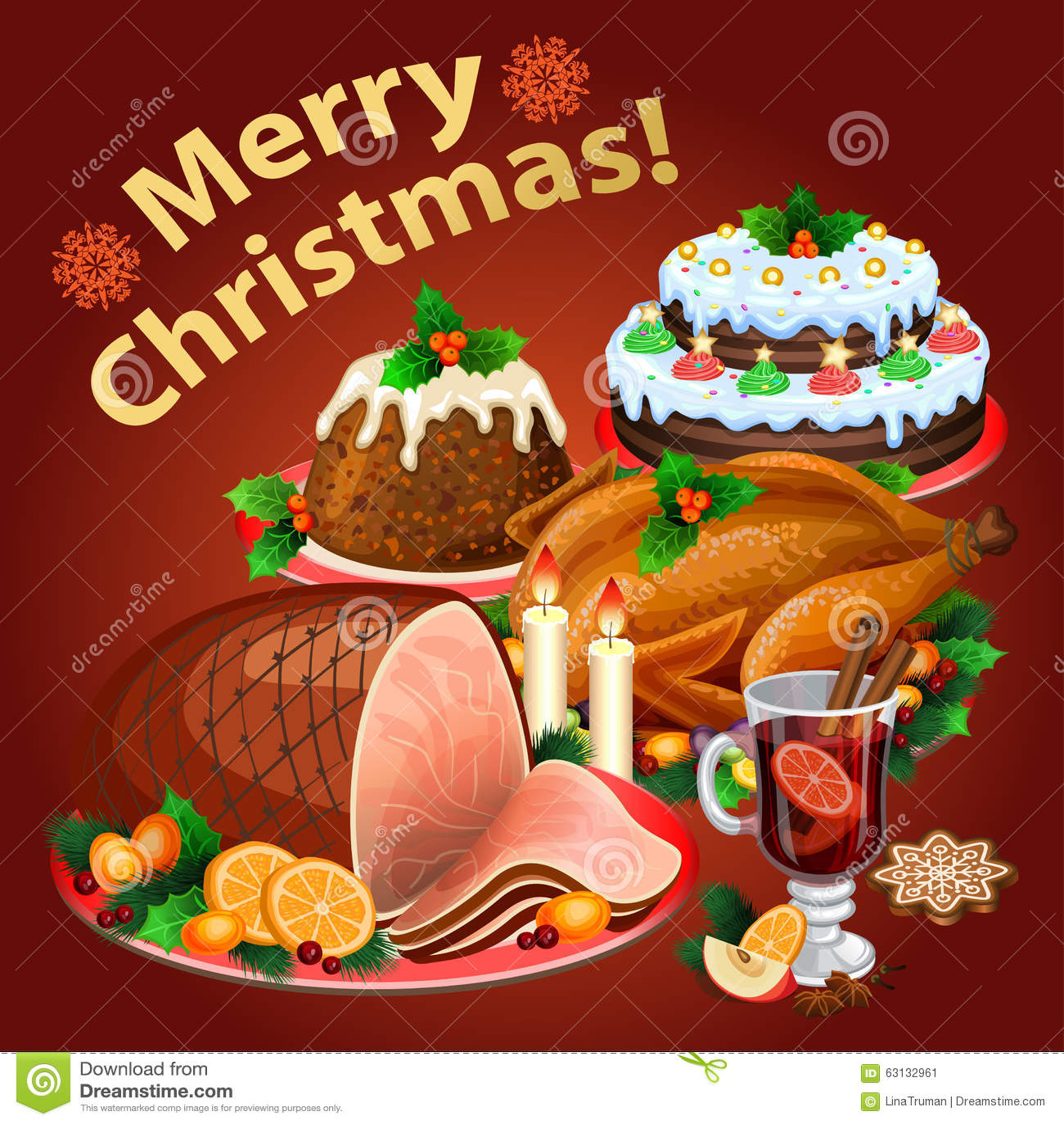Que cenar en navidad cena navidea un entorno romntico - Ideas para comida de navidad ...