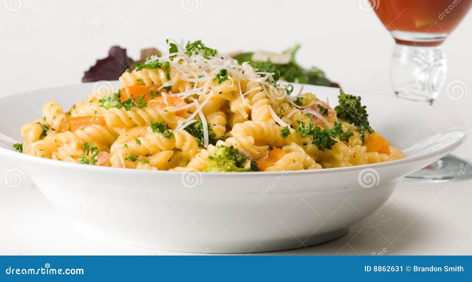Cena de las pastas