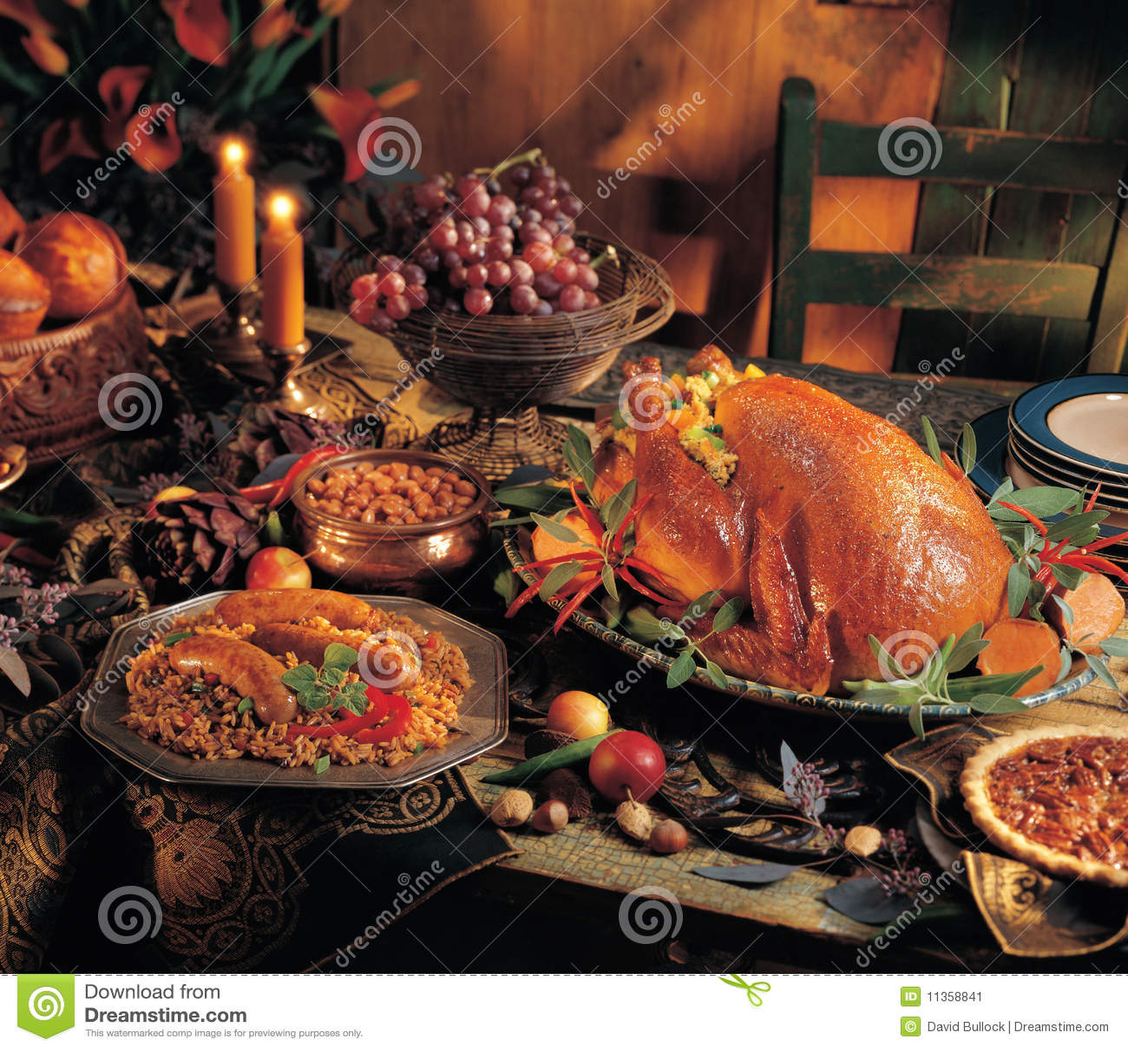 Cena de Turquía