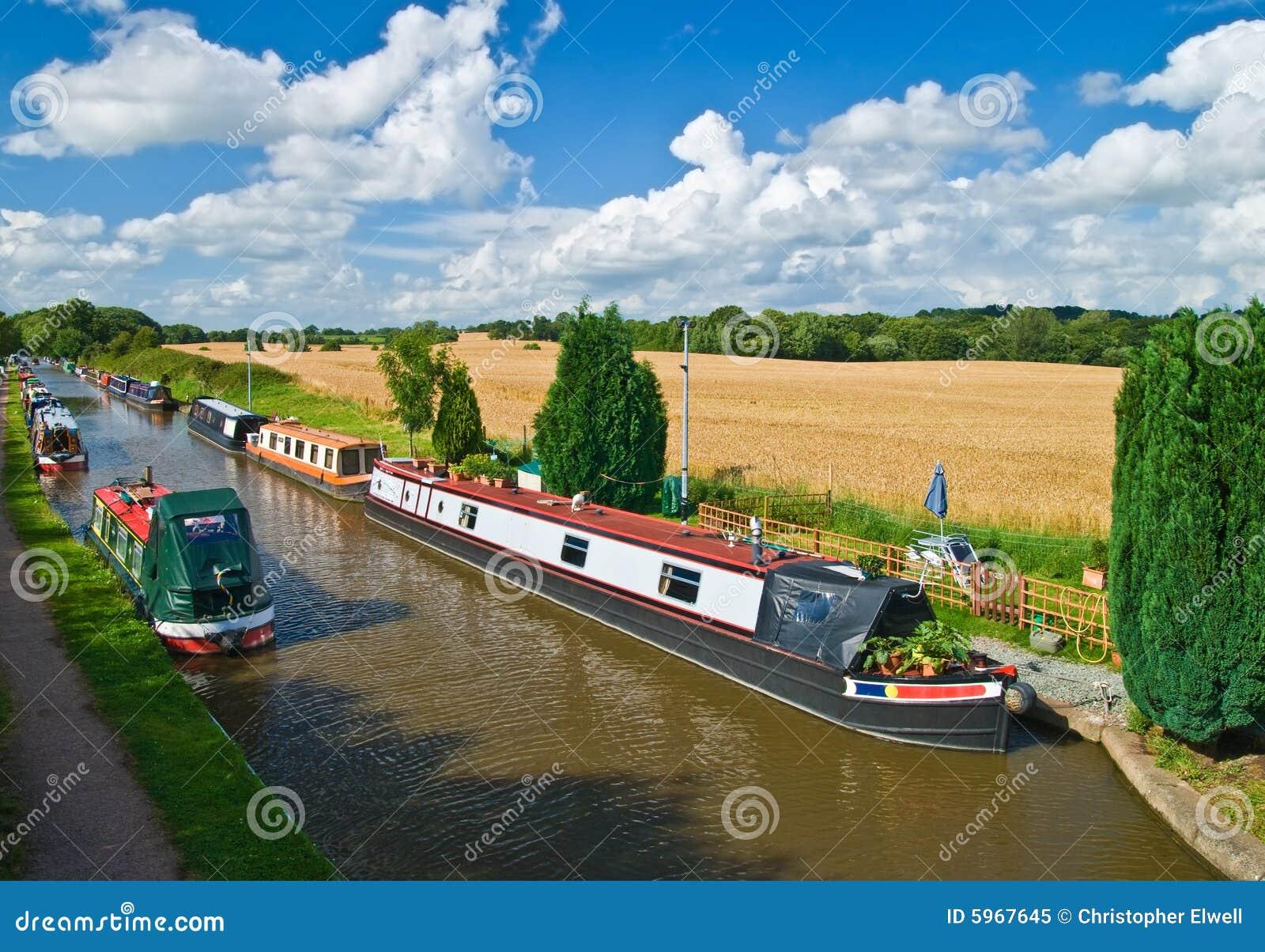Cena do canal