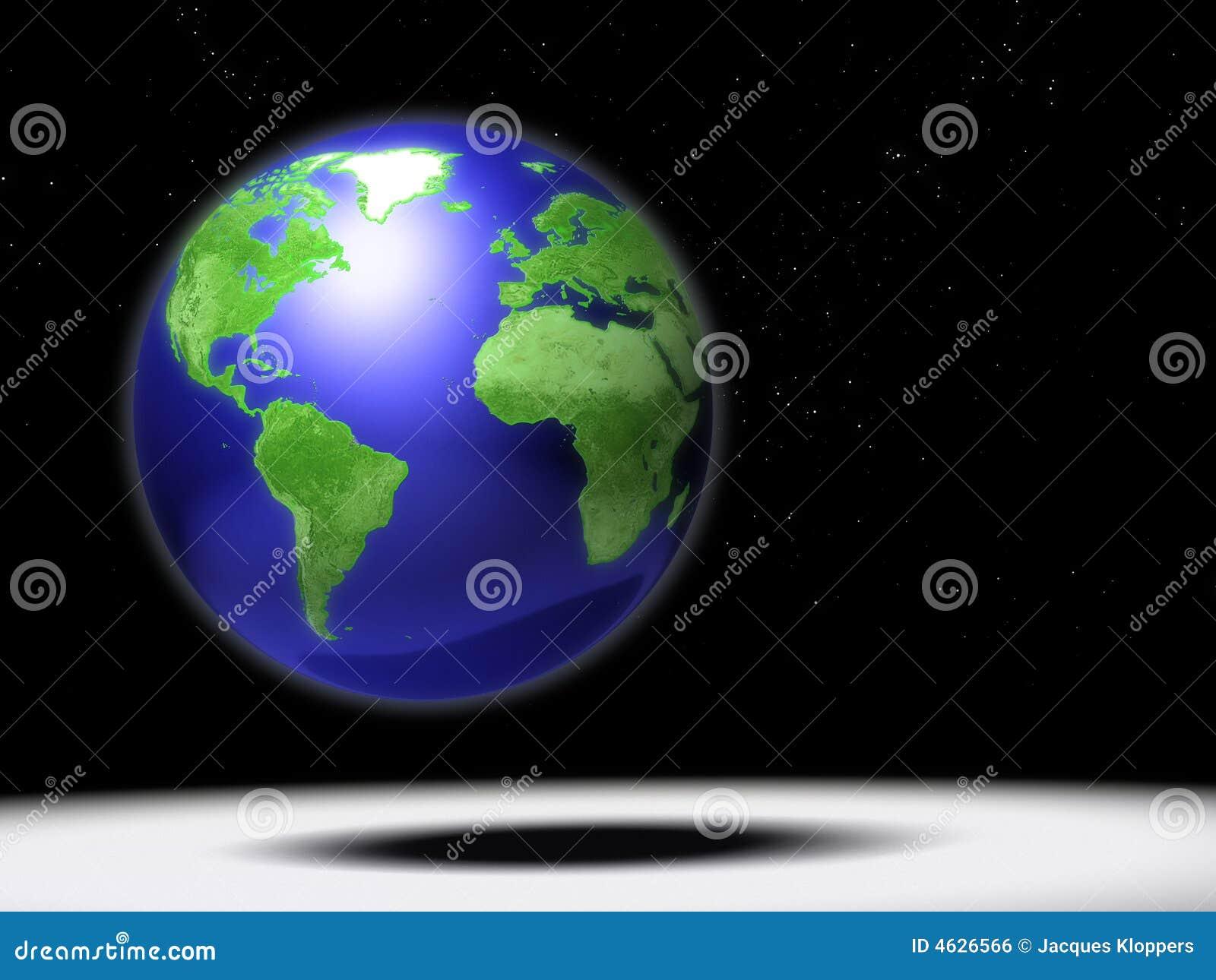 Cena global do mapa