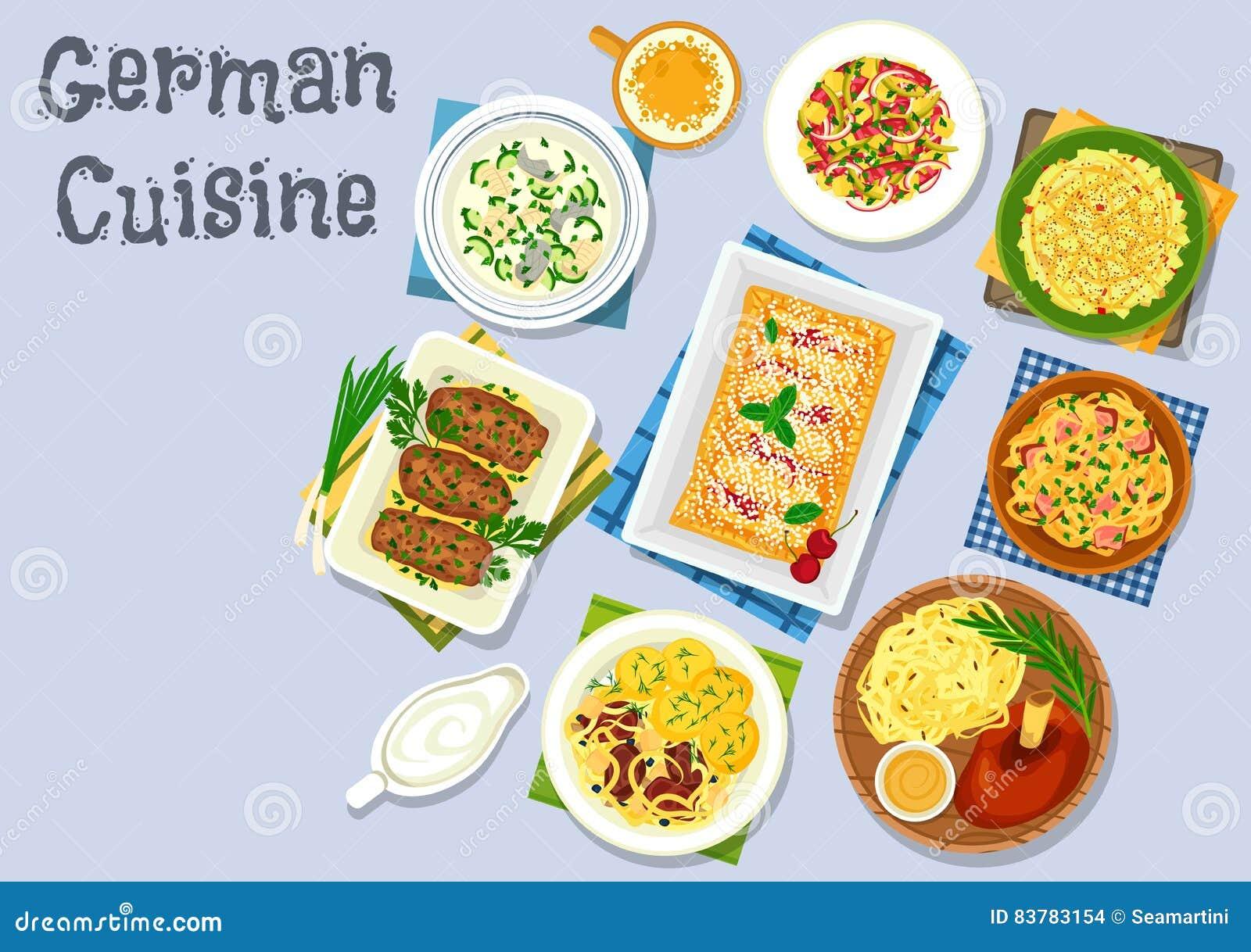 Disegno cucinare con la birra ispirazioni design dell - La cucina tedesca ...