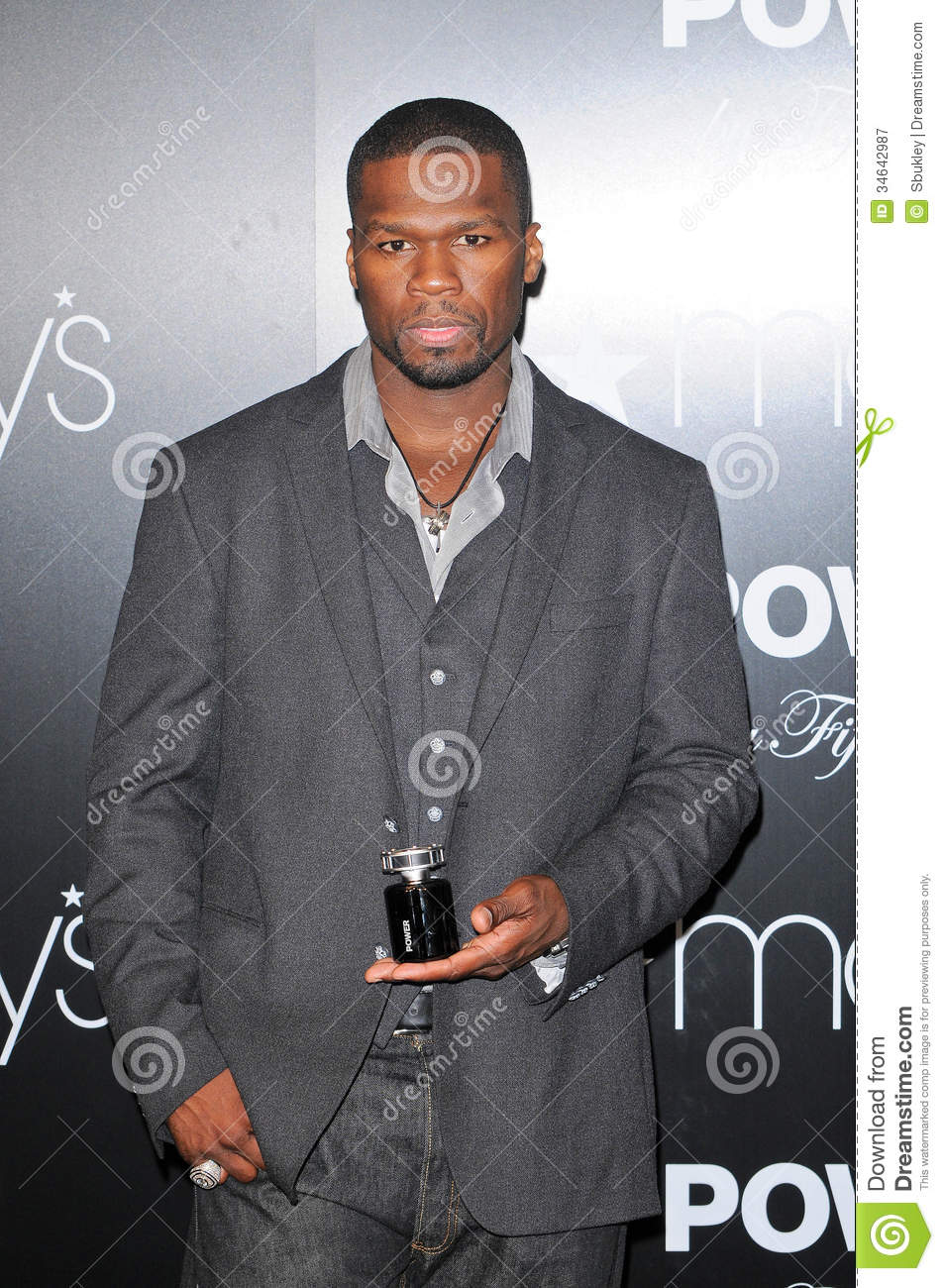 50 Cent Launches New Men s Fragrance