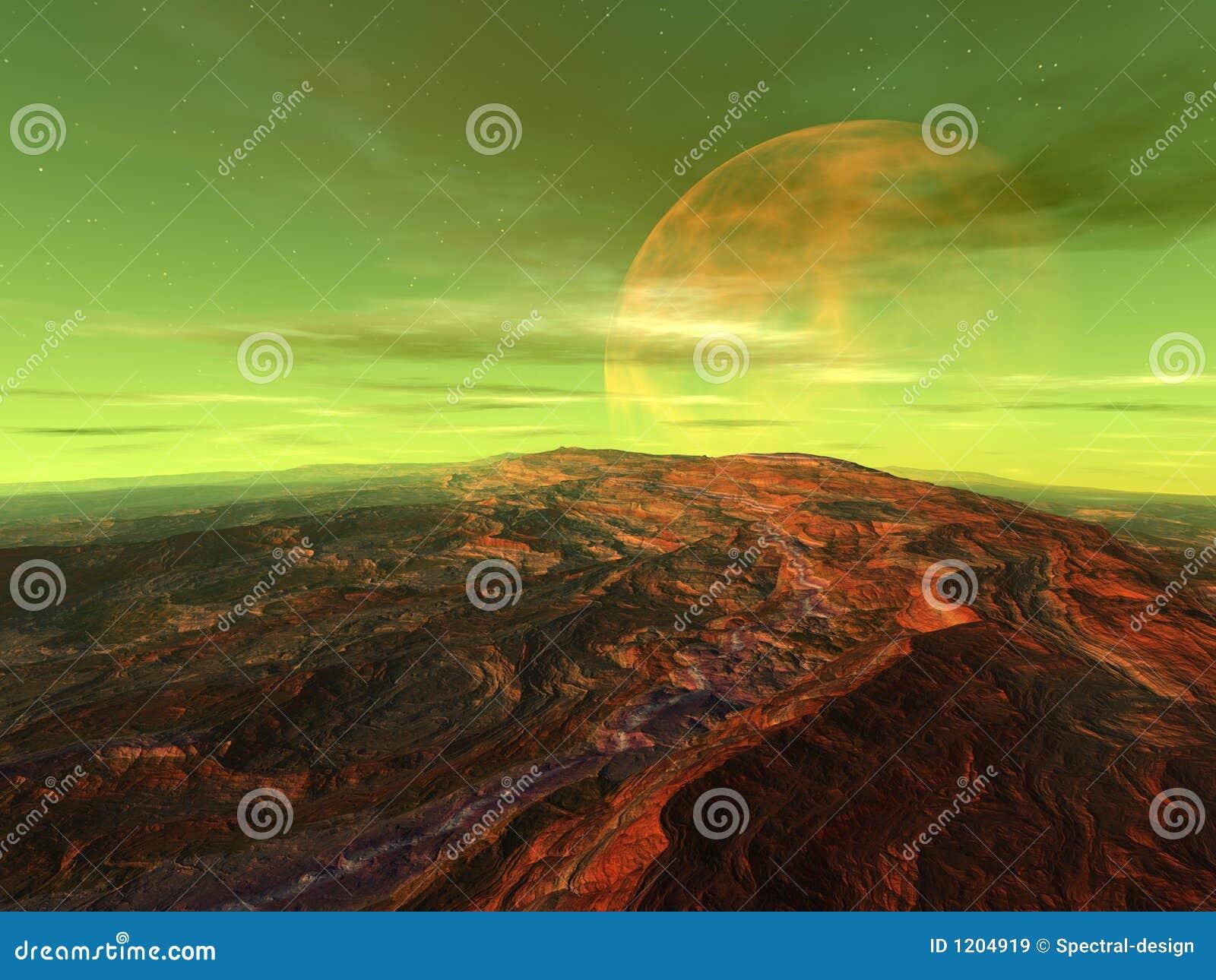 Centauri Mond