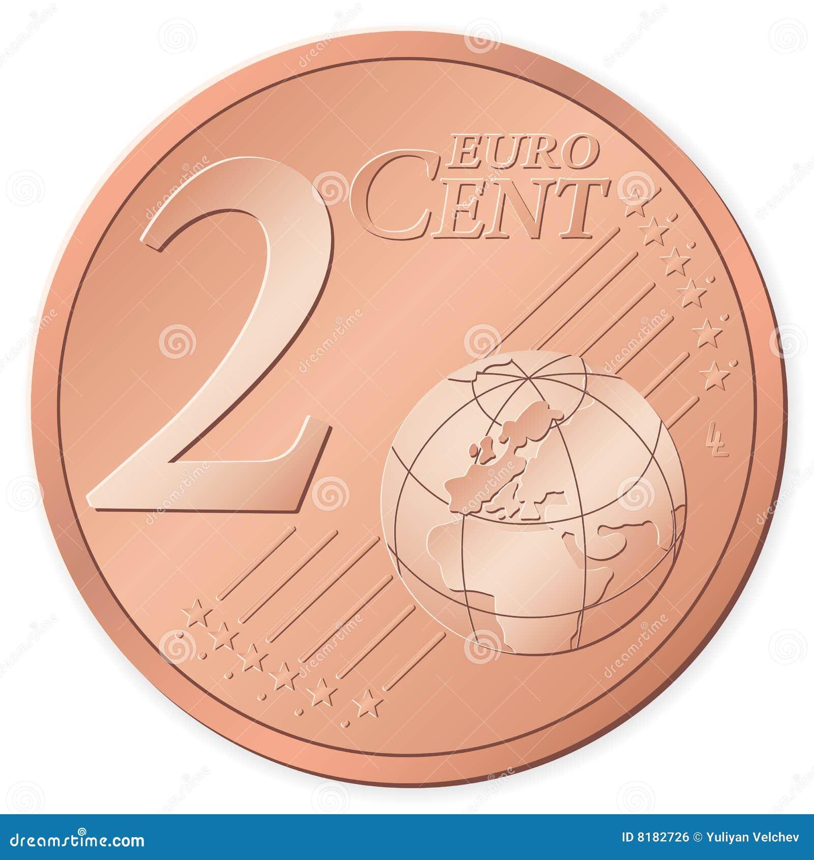 Centavo del euro 2