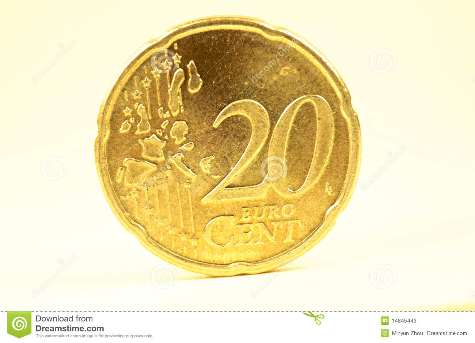 Centavo do euro 20