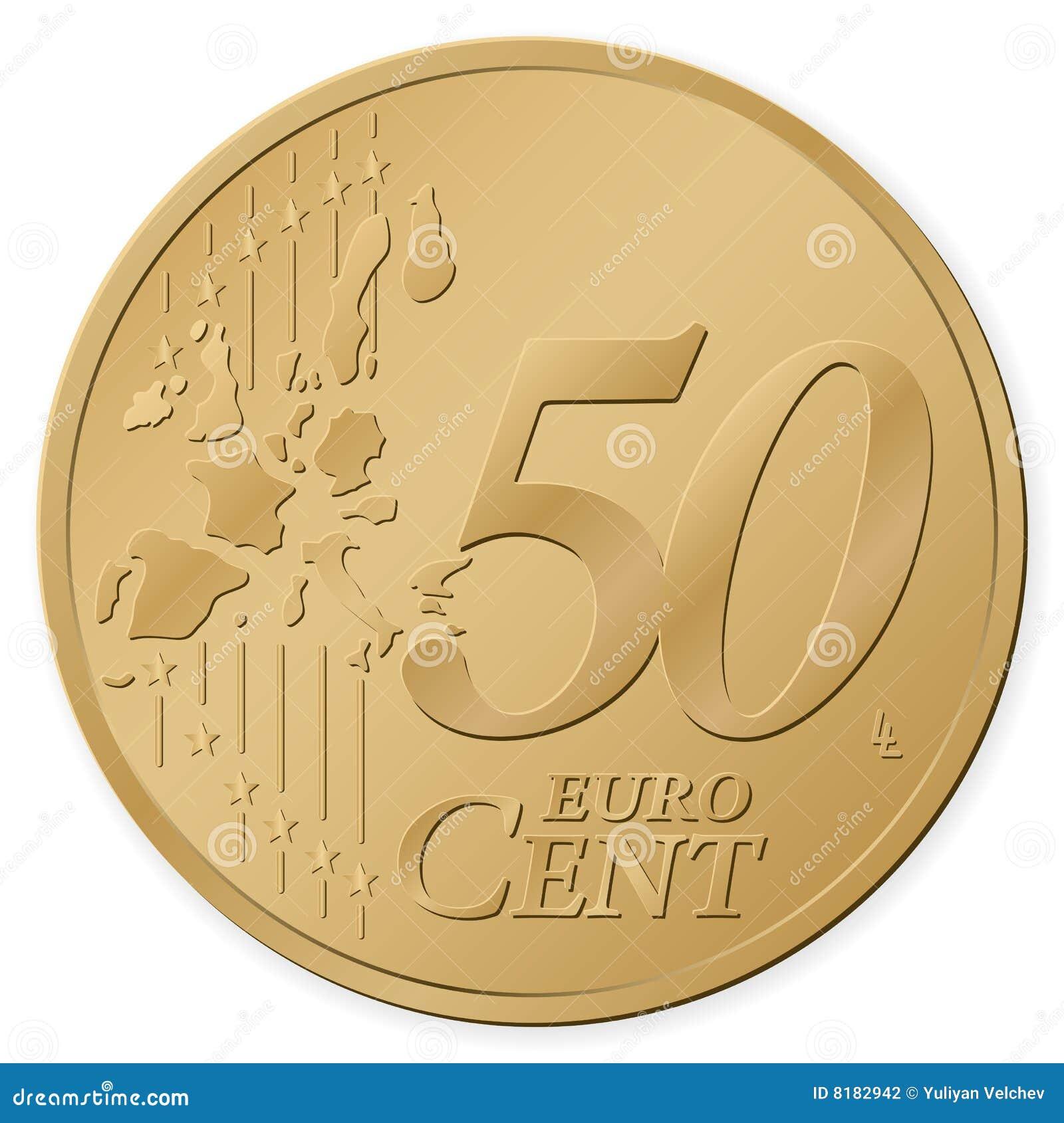 Centavo do euro 50