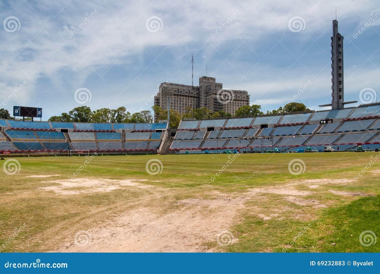Centenario fotbollsarena, Montevideo, Uruguay