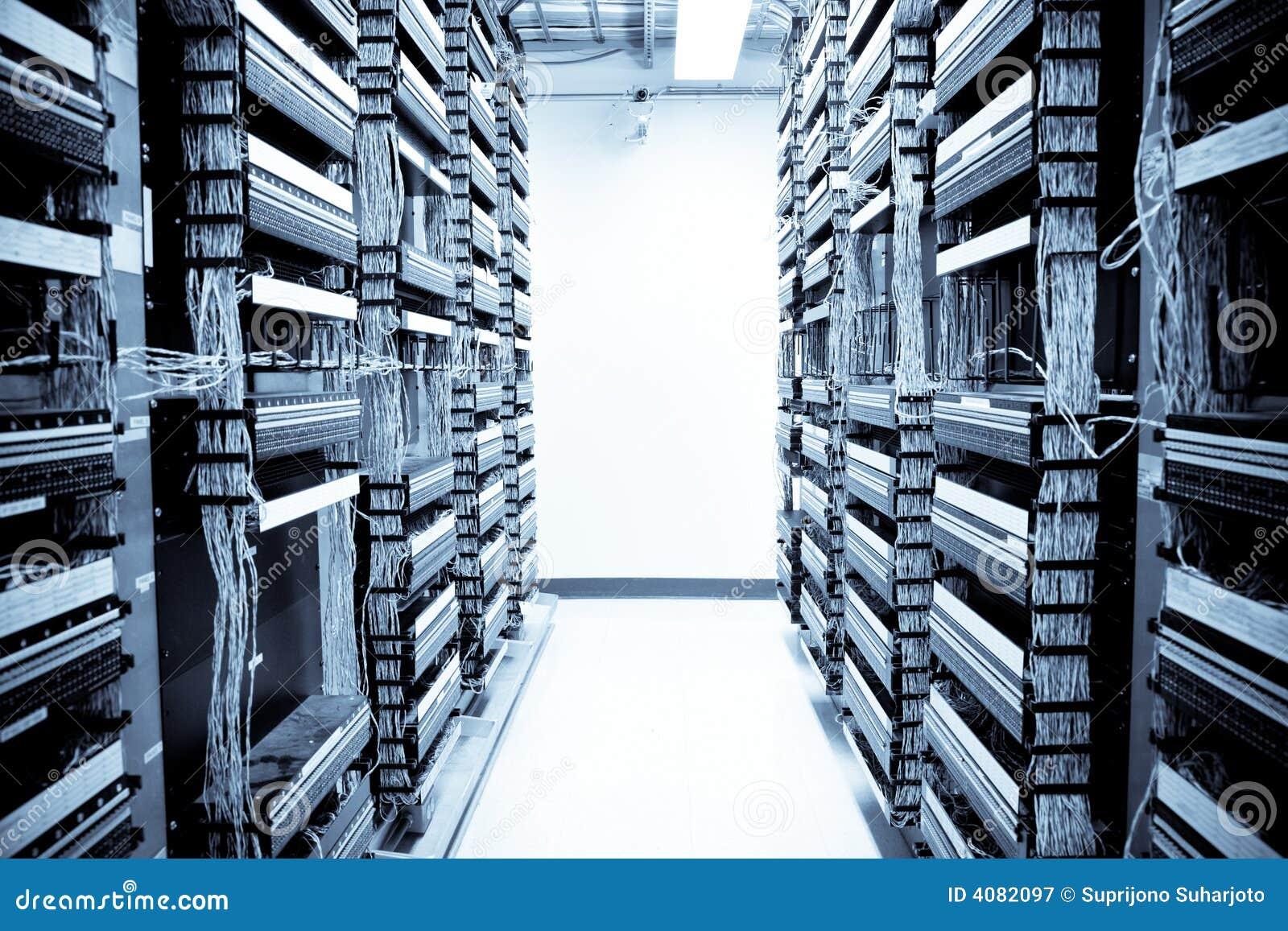 Center datanätverk