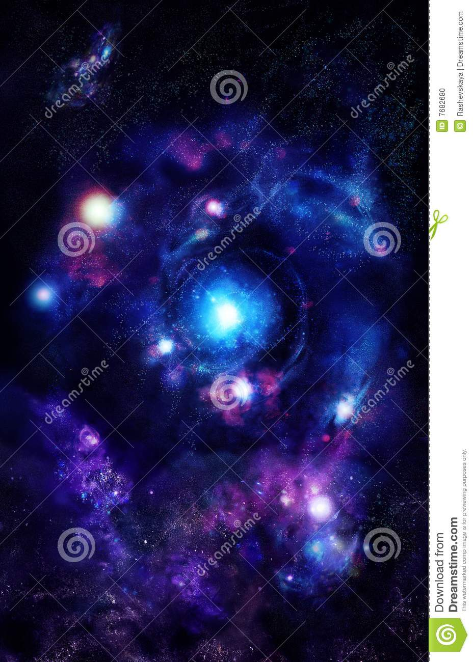 Center of galaxy
