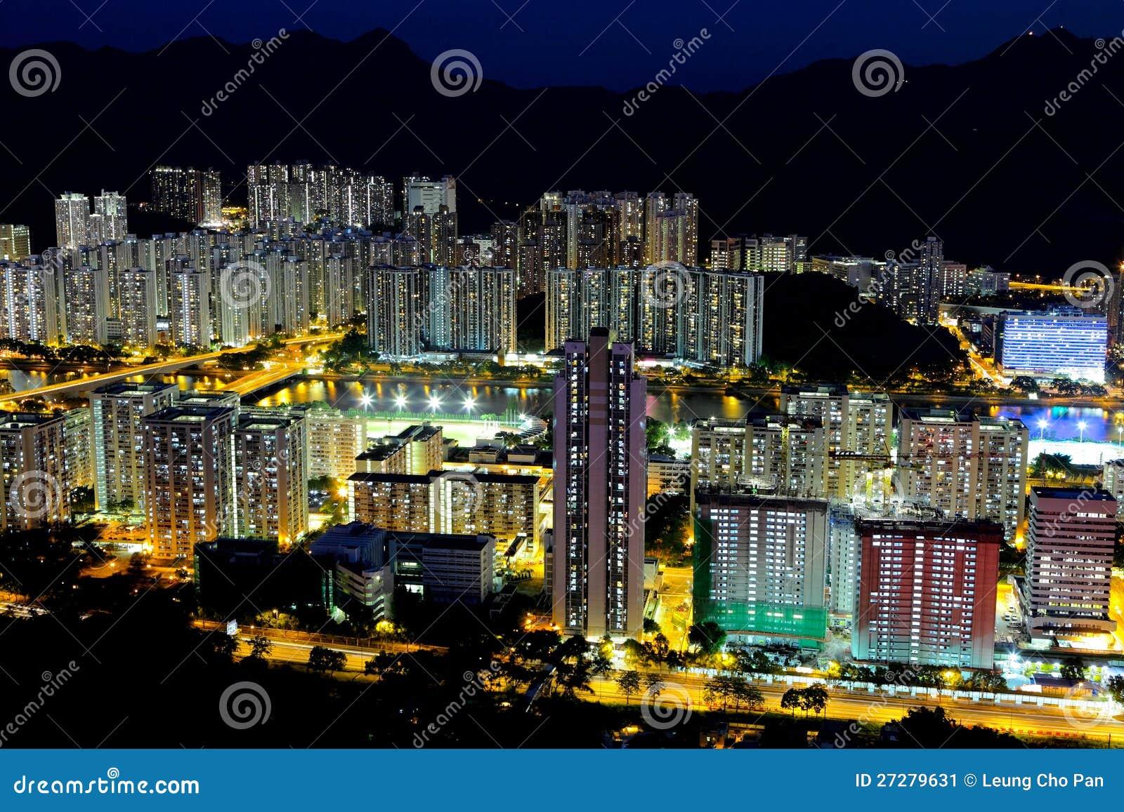 Centra i Hong Kong