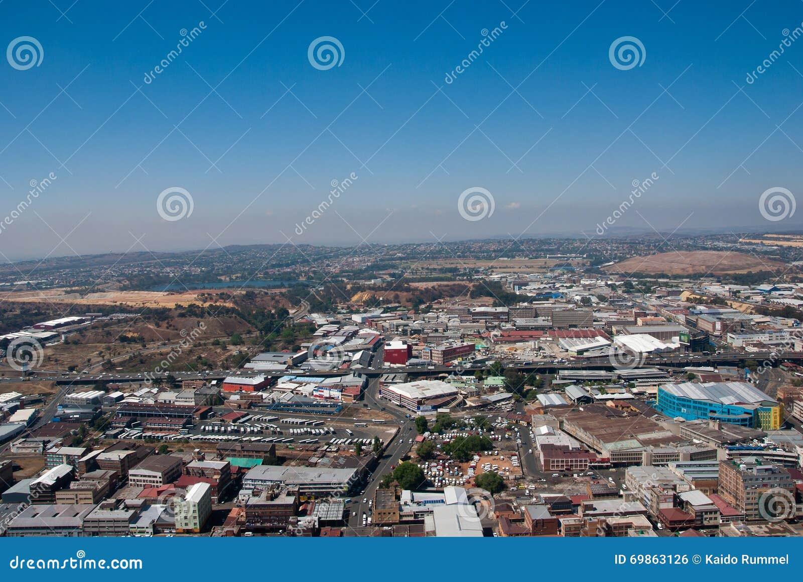 Centraal Johannesburg