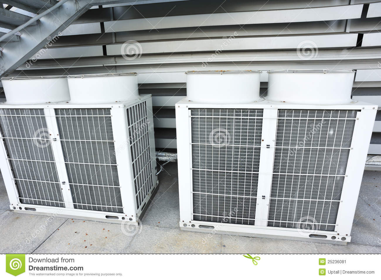 Central Air conditioning Stock Image Image: 25236081 #82A229