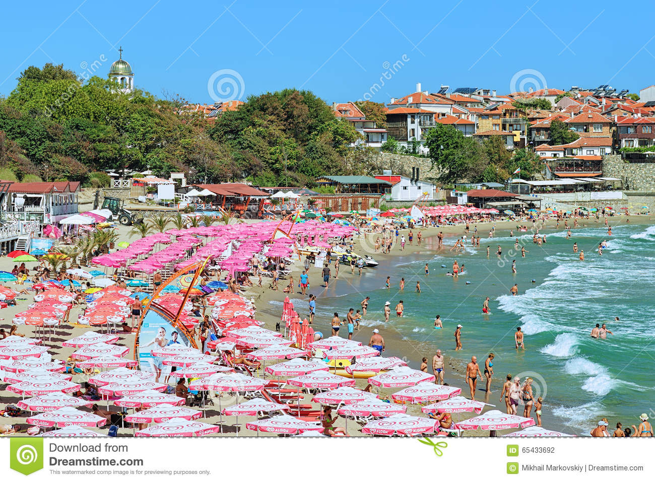 Laguna Beach Resort & Spa, Sozopol, Bulgaria - Booking.com