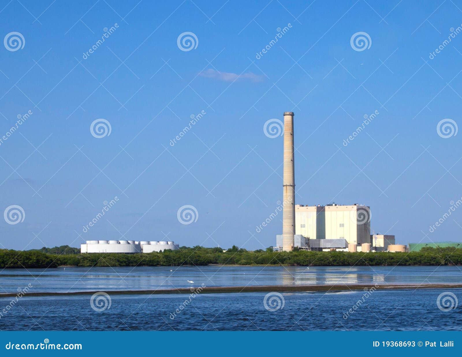 Central energética limpa segura de HDR em Florida