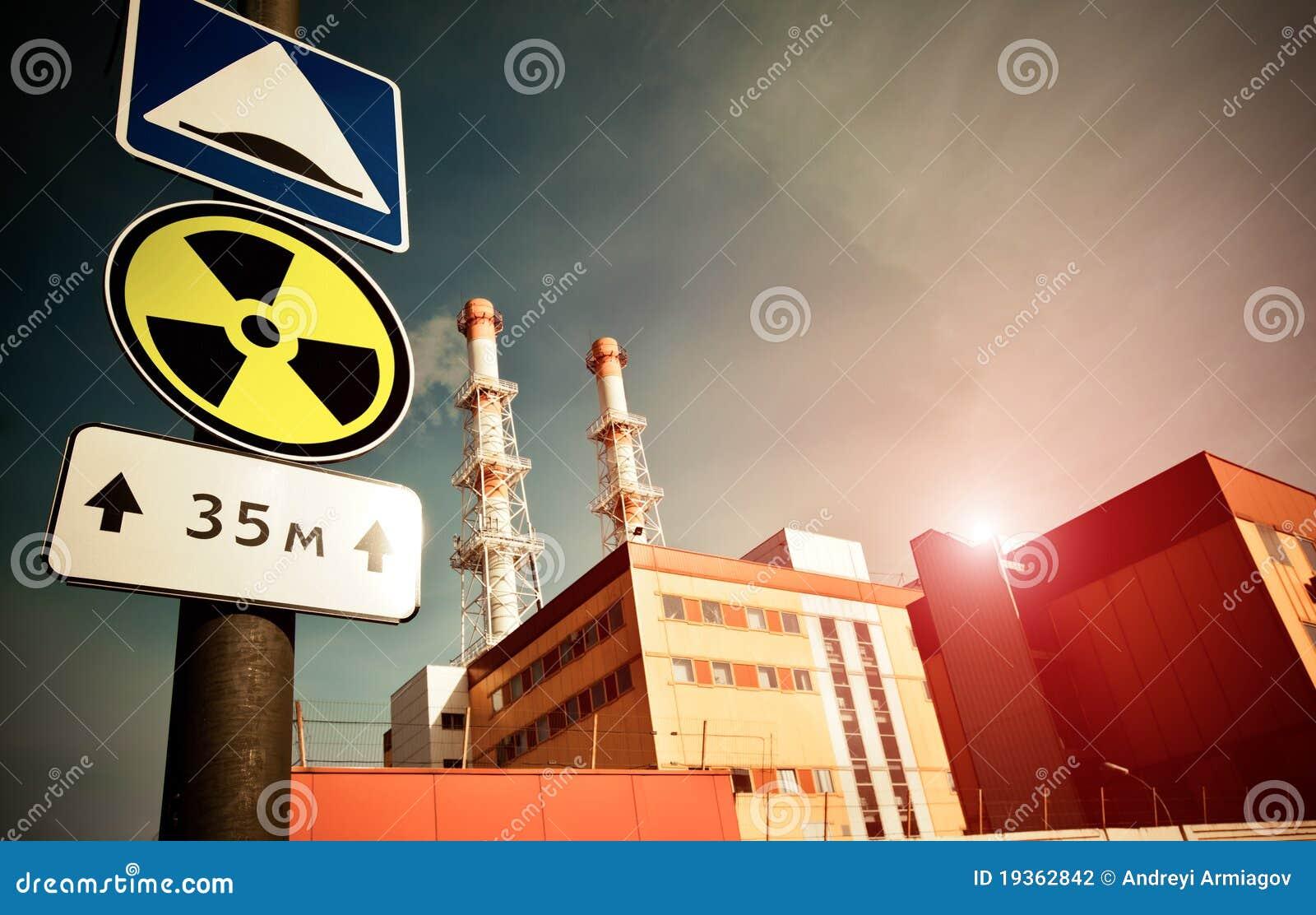 Central energética nuclear