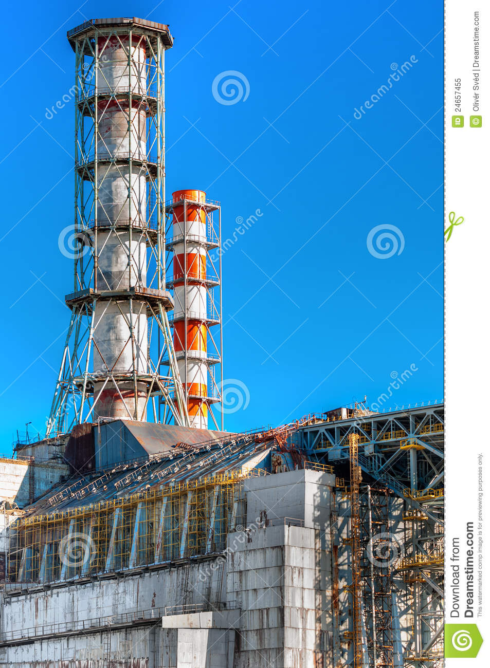 Central nuclear de Chernobyl 2012
