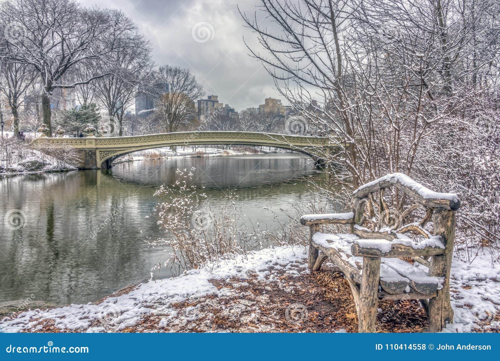 Central Park de pont d arc