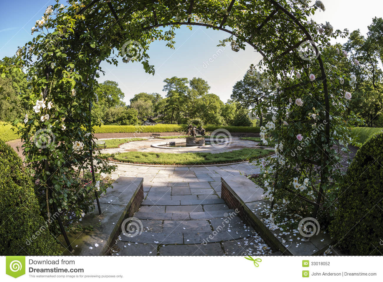 download central park new york city the conservatory garden stock photo image of york - Central Park Conservatory Garden