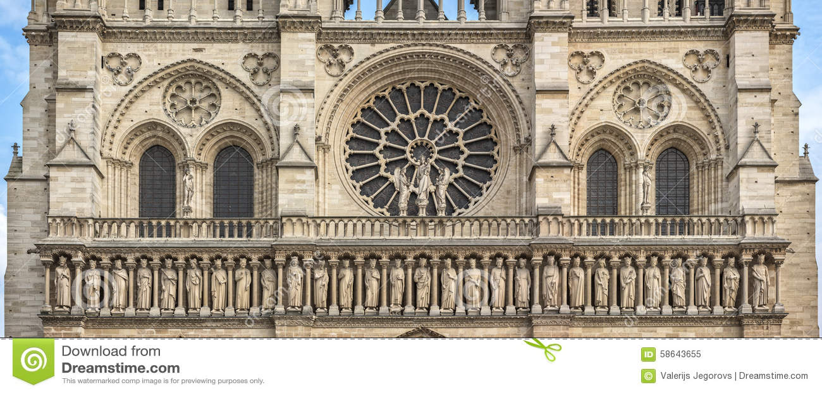 NotreDame de Paris  Wikipedia